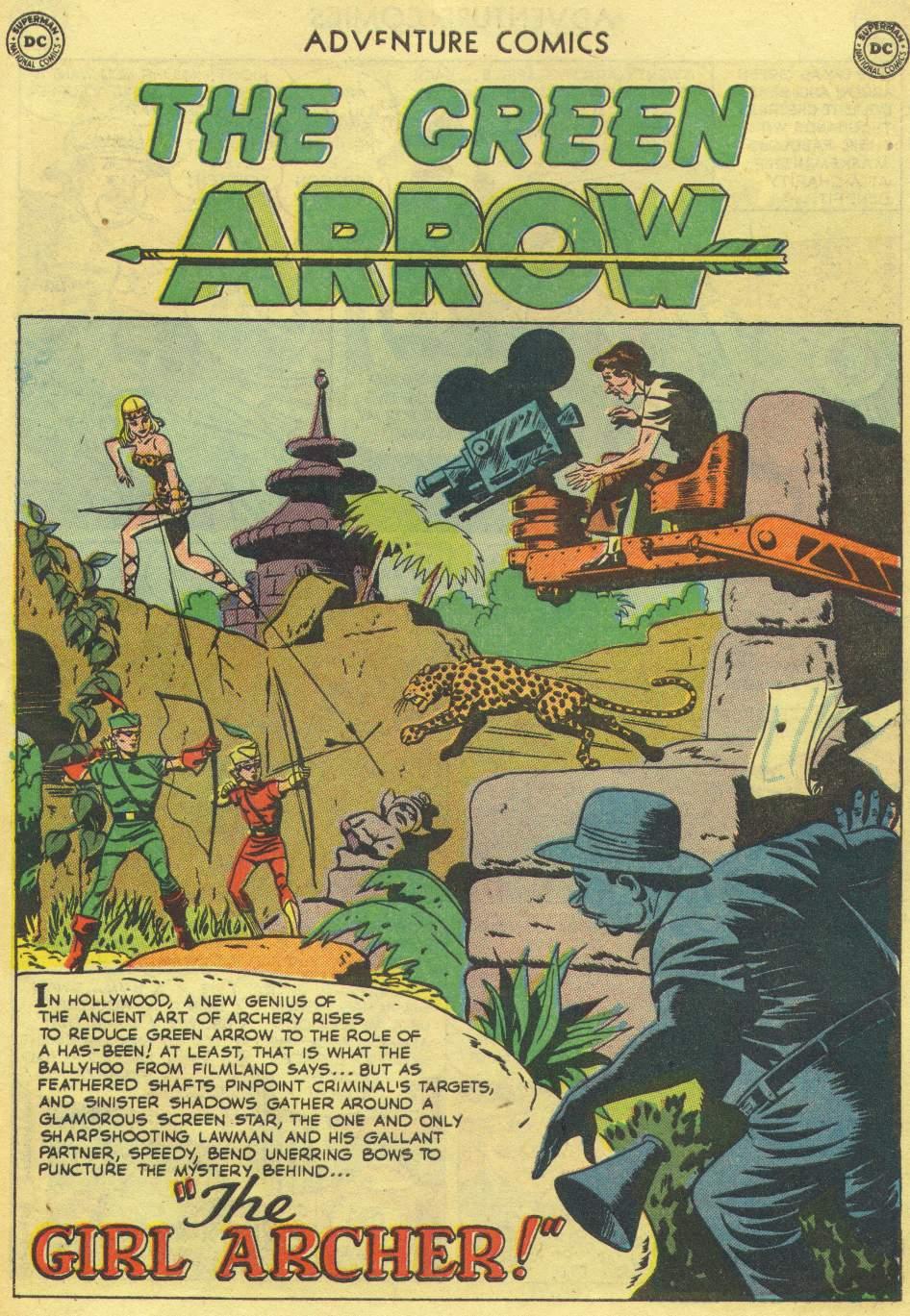 Read online Adventure Comics (1938) comic -  Issue #167 - 39
