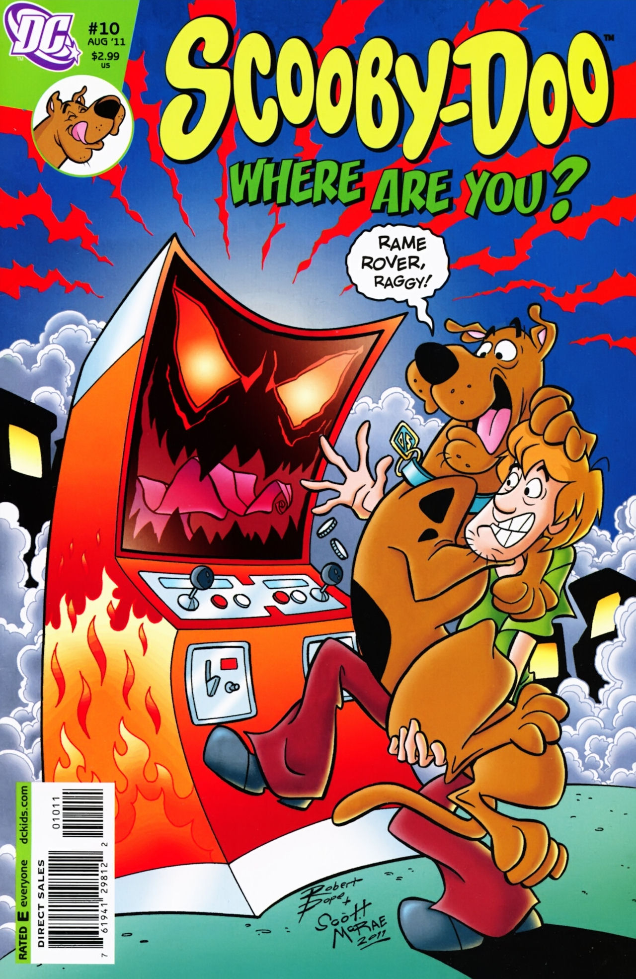 Read online Scooby-Doo: Where Are You? comic -  Issue #10 - 1