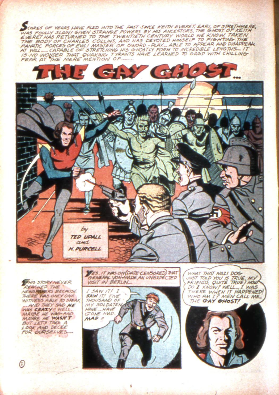Read online Sensation (Mystery) Comics comic -  Issue #17 - 26