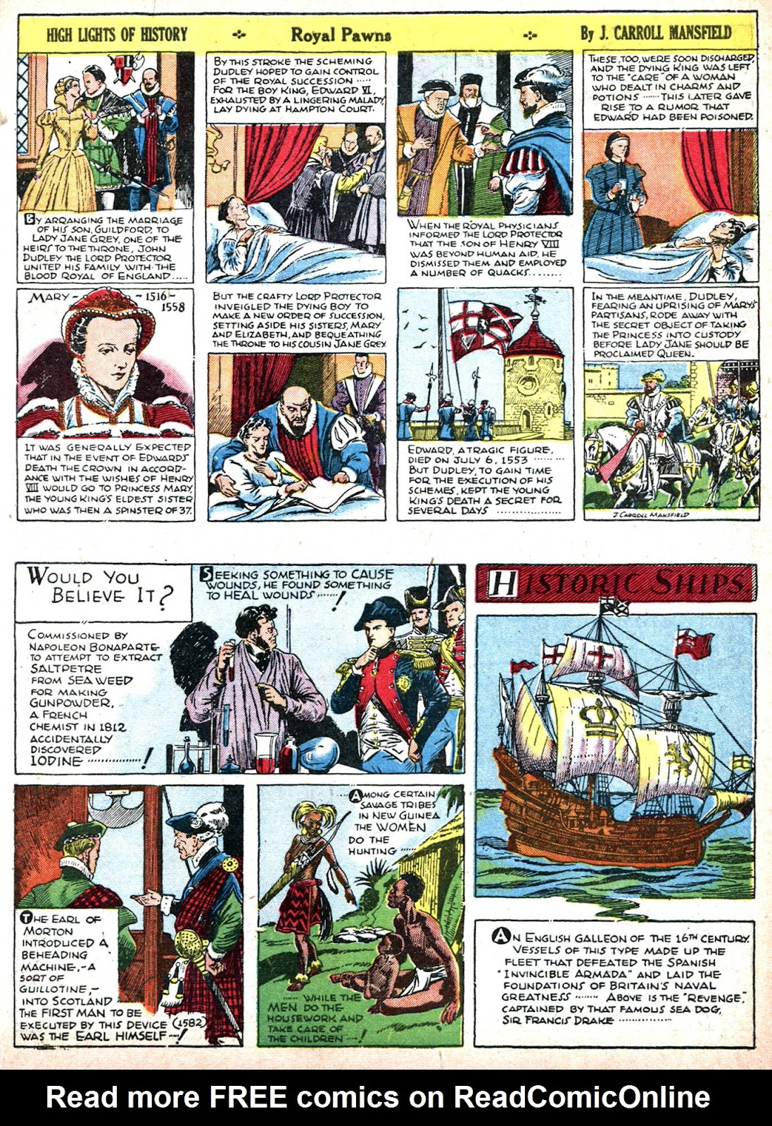 Read online Famous Funnies comic -  Issue #79 - 11