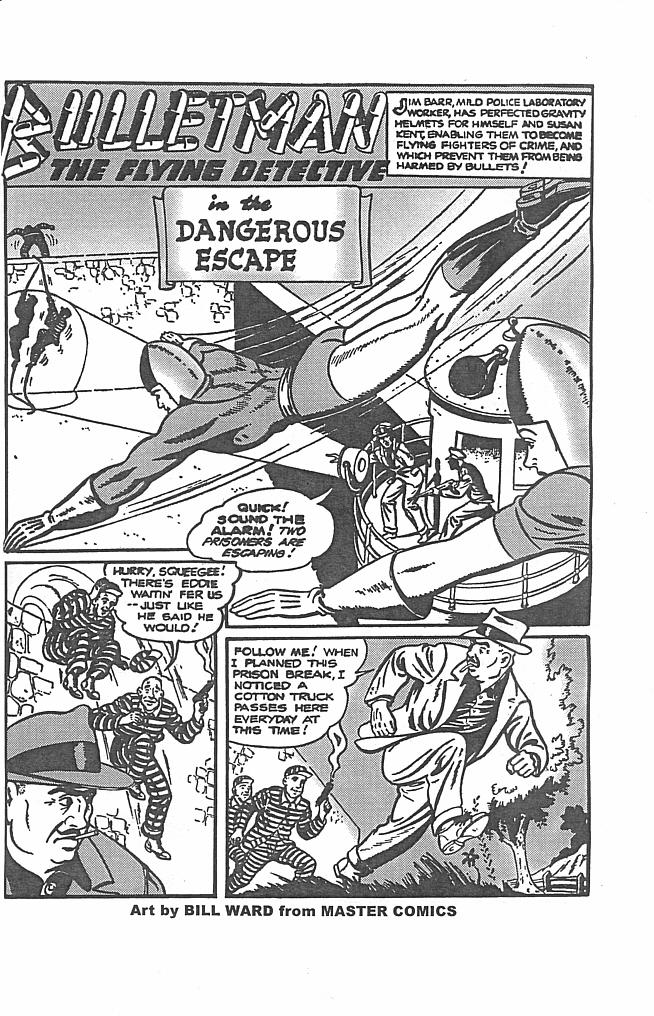 Read online Men of Mystery Comics comic -  Issue #38 - 3