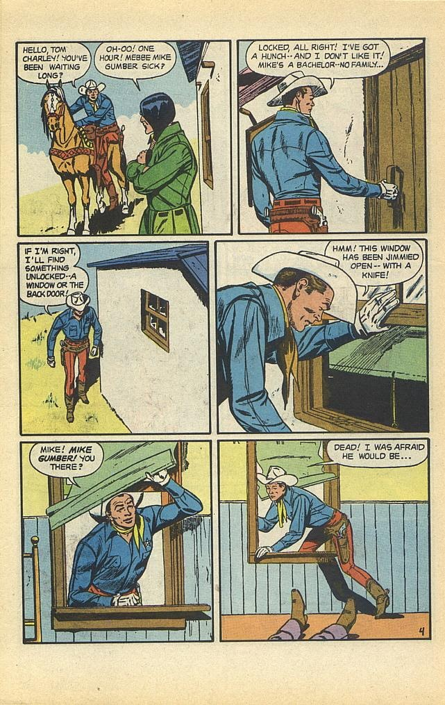 Read online Roy Rogers comic -  Issue #1 - 37