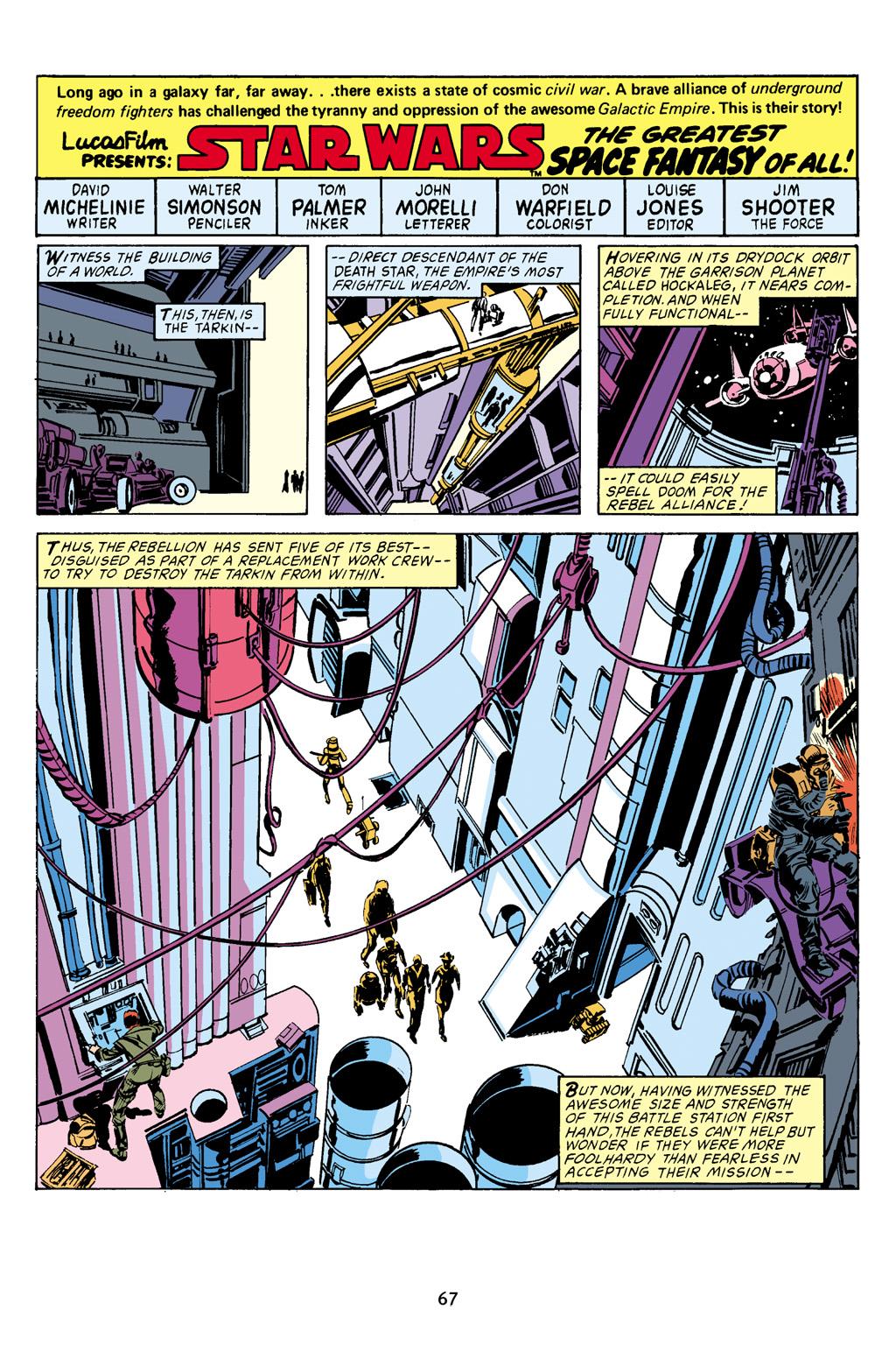 Read online Star Wars Omnibus comic -  Issue # Vol. 16 - 68