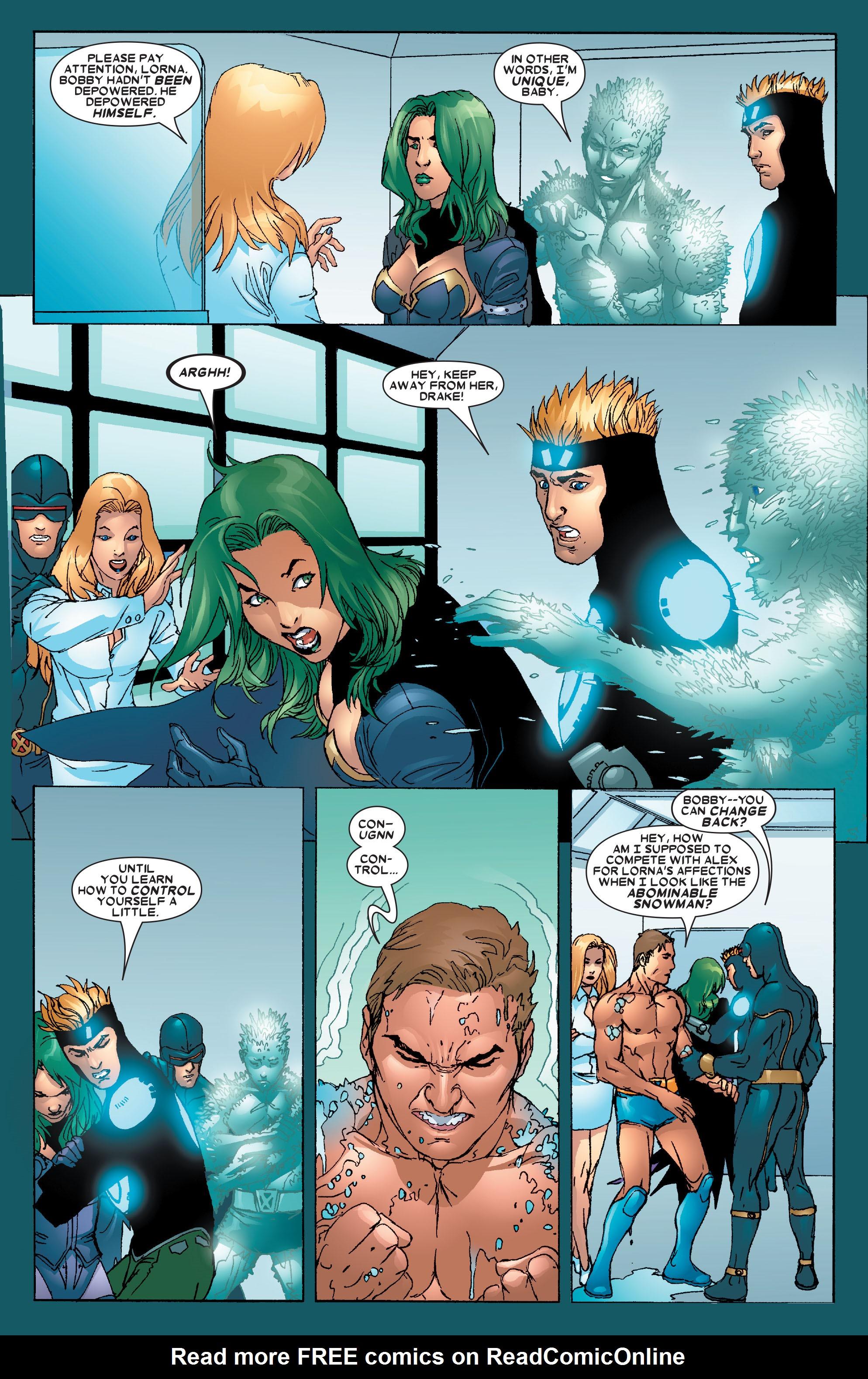 X-Men (1991) 179 Page 19