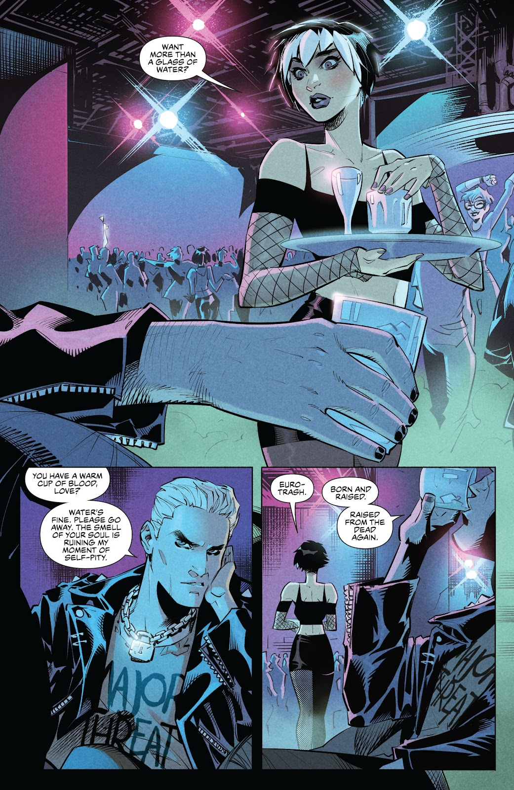 Read online Angel (2019) comic -  Issue #6 - 14
