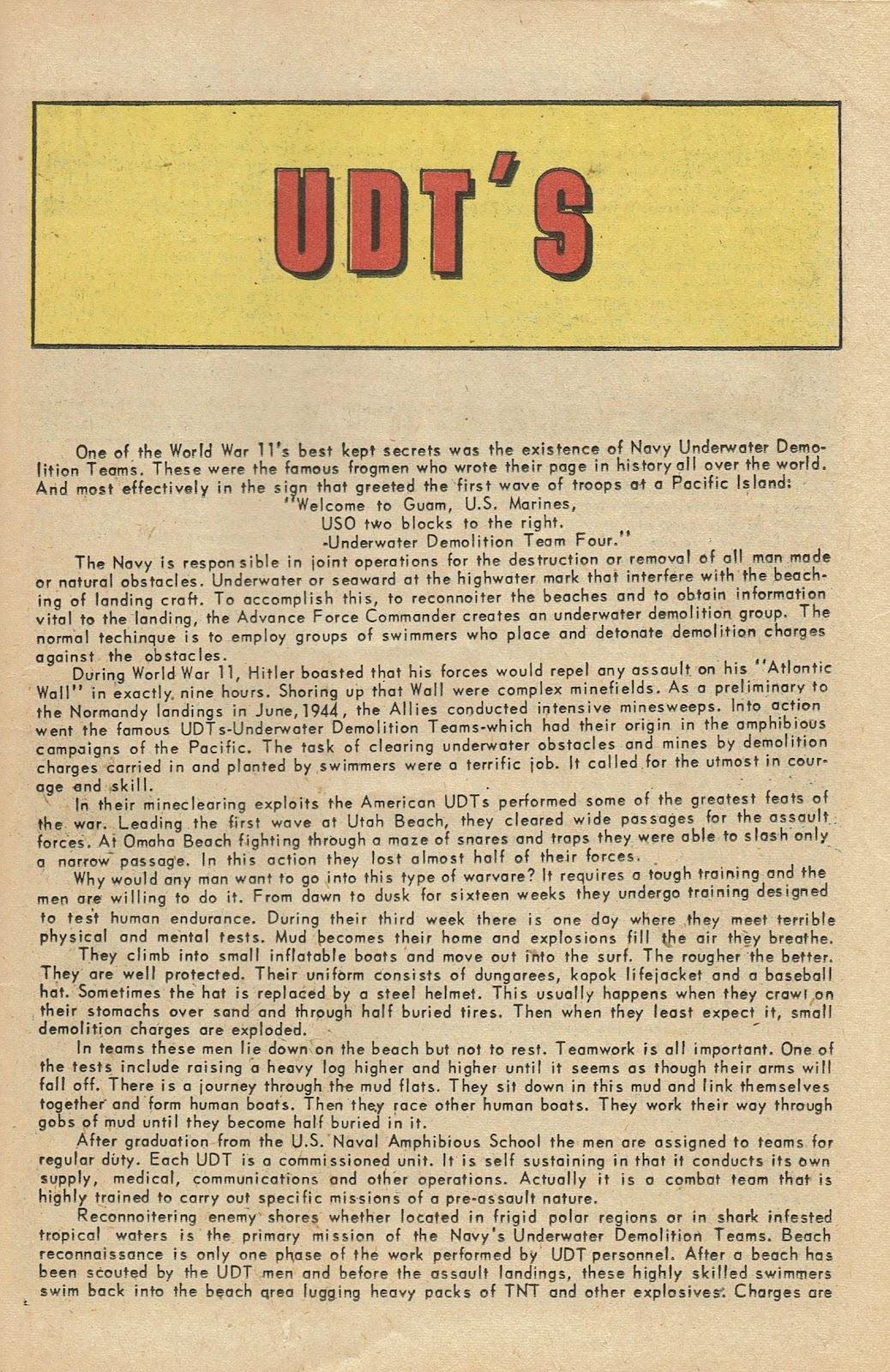 Read online Fightin' Navy comic -  Issue #96 - 23
