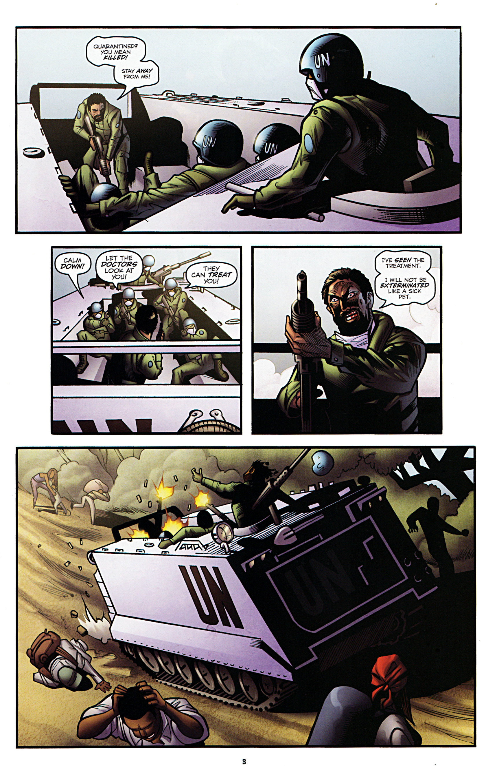 Read online G.I. Joe: Snake Eyes comic -  Issue #6 - 6