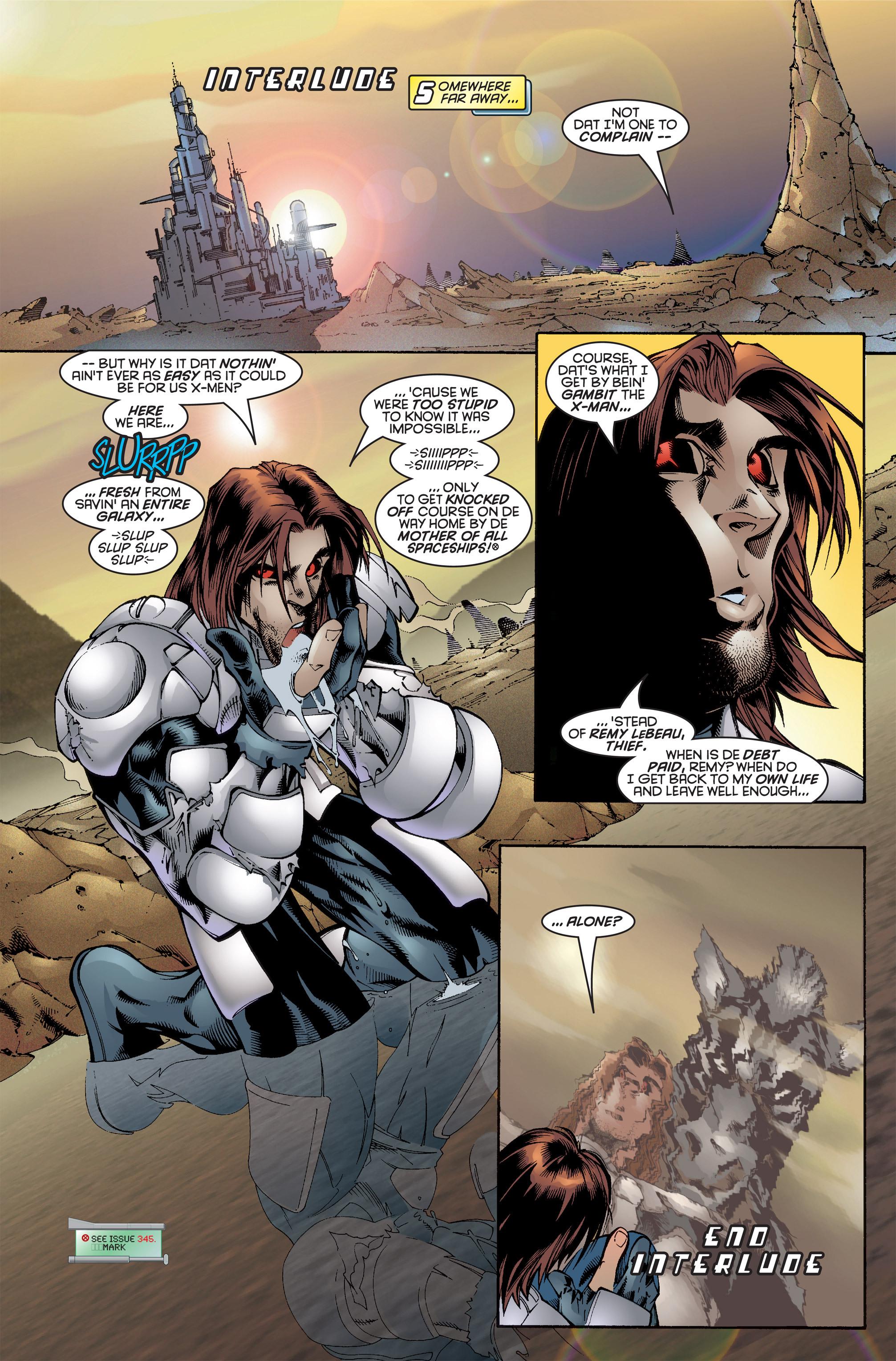 Read online Uncanny X-Men (1963) comic -  Issue #346 - 9