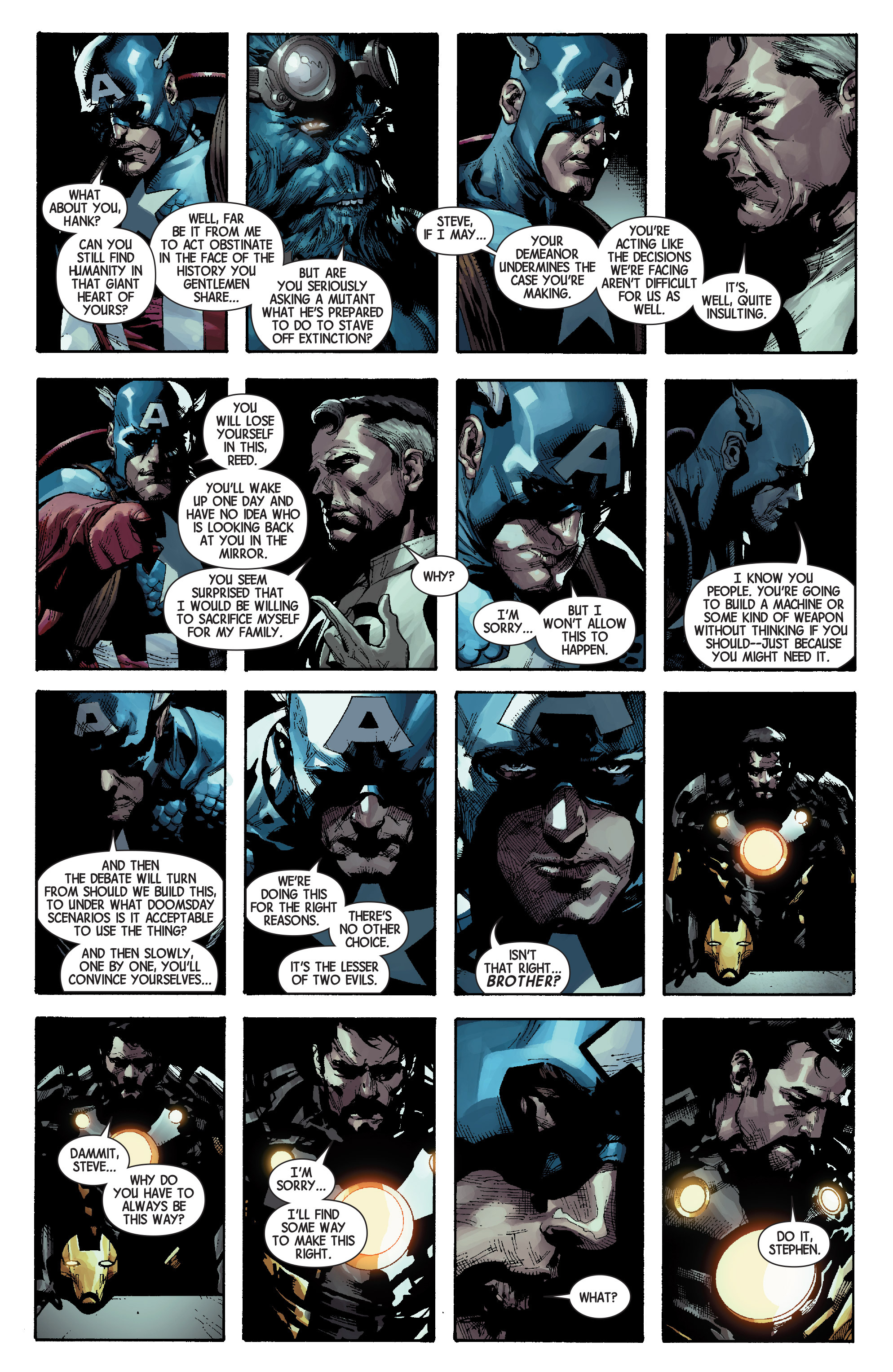 Read online Avengers (2013) comic -  Issue #29 - 11