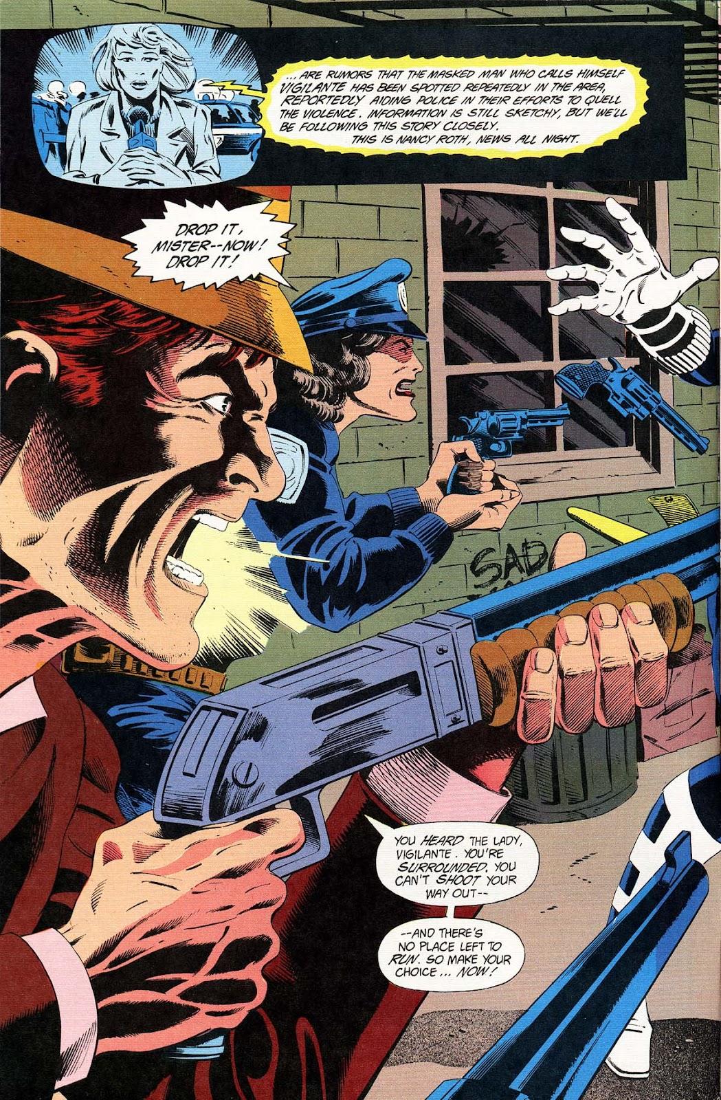 Vigilante (1983) issue 32 - Page 4
