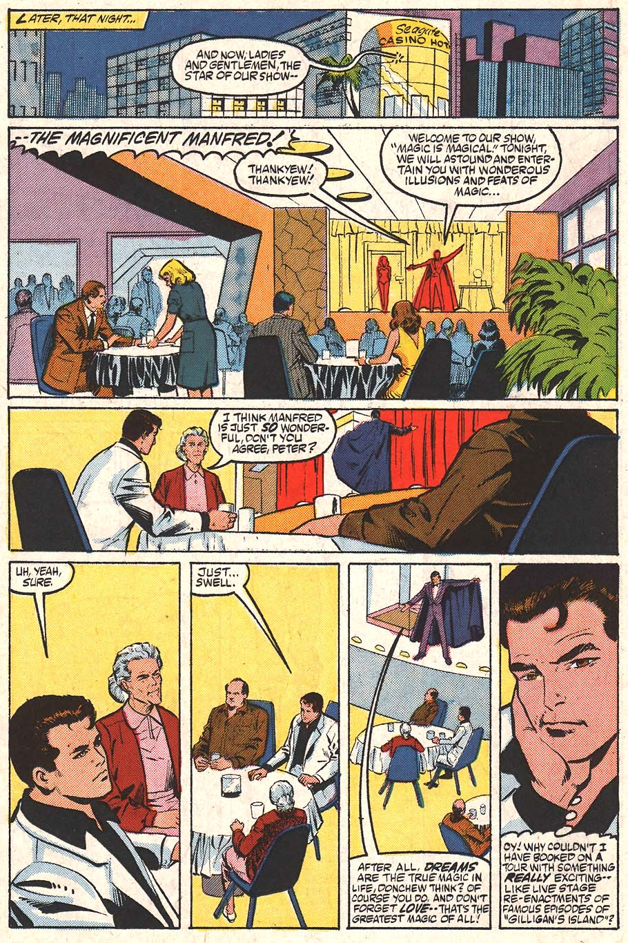 Web of Spider-Man (1985) Issue #24 #34 - English 13