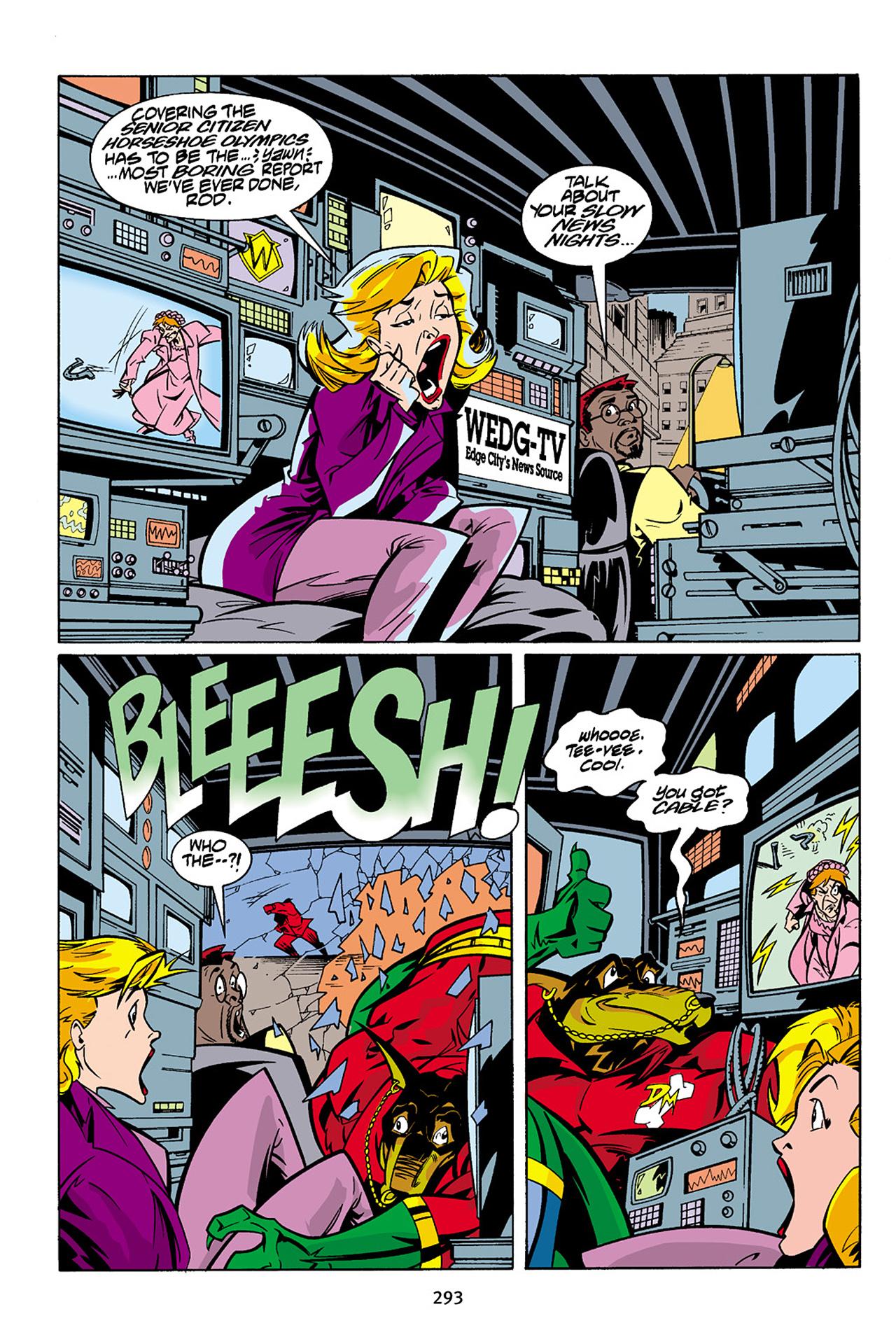Read online Adventures Of The Mask Omnibus comic -  Issue #Adventures Of The Mask Omnibus Full - 292