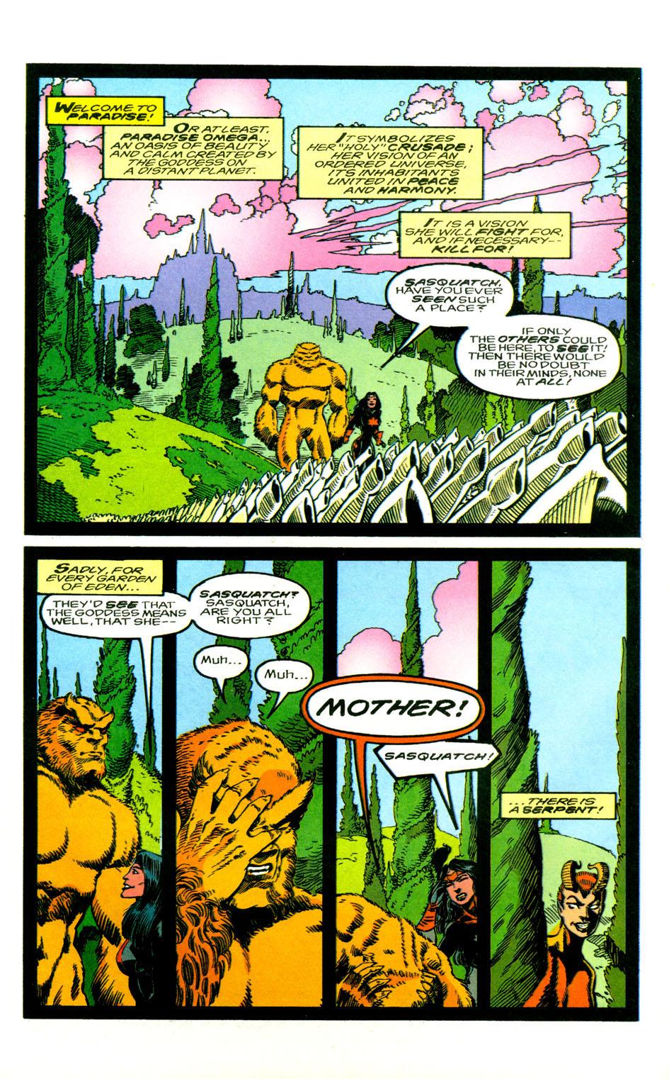 Read online Alpha Flight (1983) comic -  Issue #123 - 9
