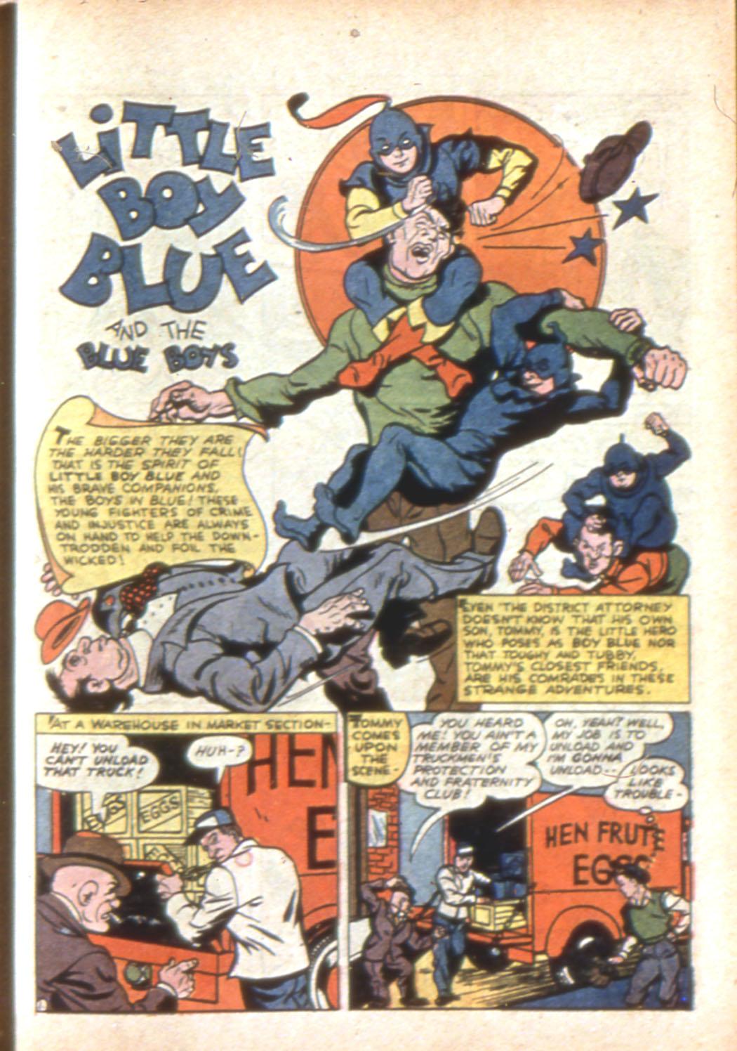 Read online Sensation (Mystery) Comics comic -  Issue #7 - 49