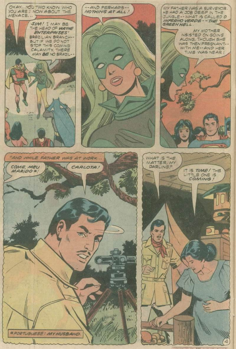 The Super Friends Issue #47 #47 - English 5