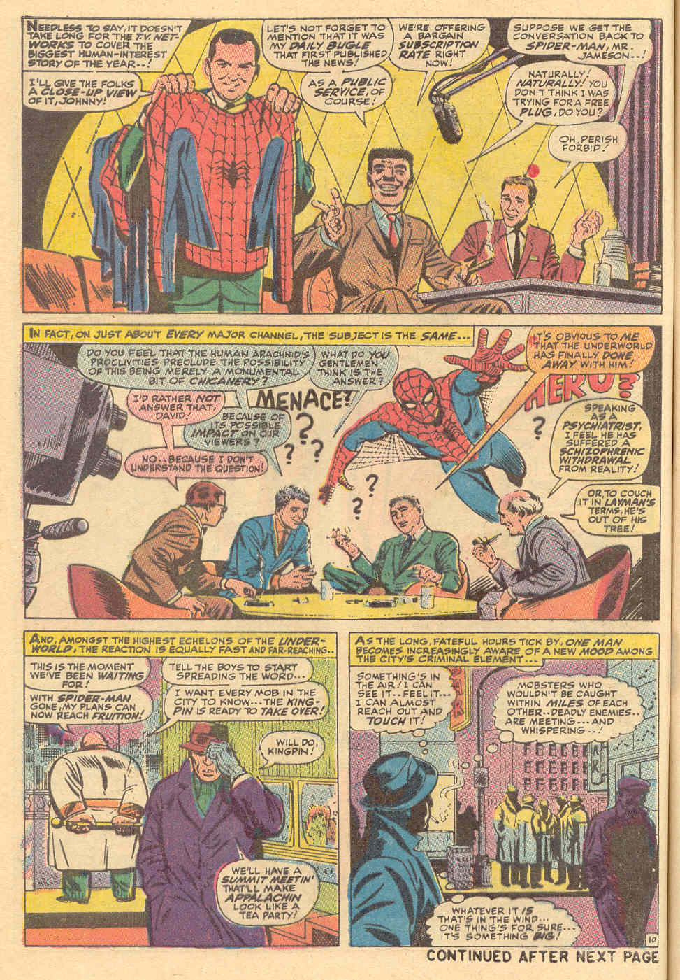 The Amazing Spider-Man (1963) _Annual_8 Page 42