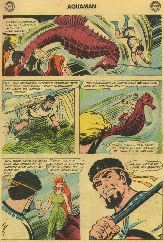 Read online Aquaman (1962) comic -  Issue #17 - 7
