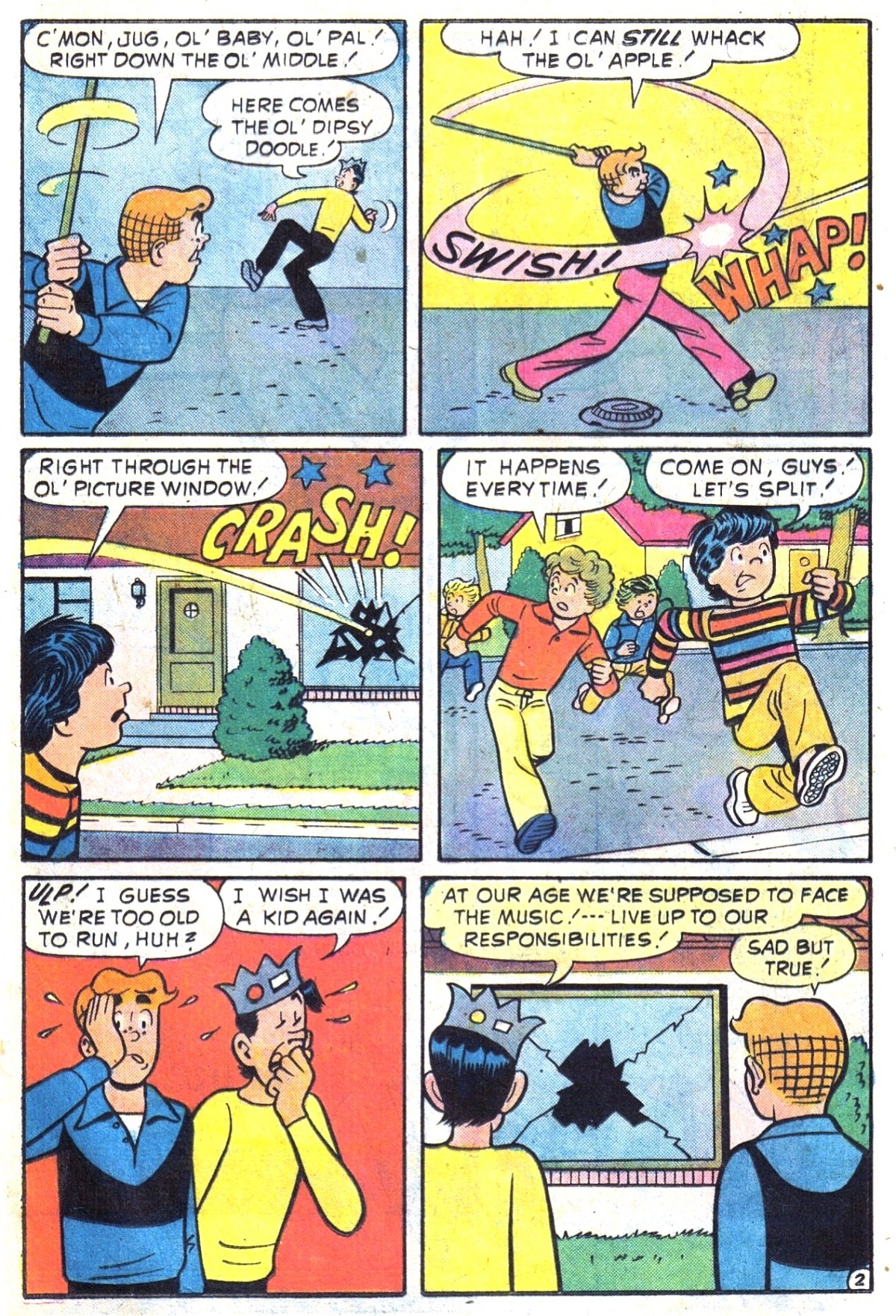 Read online Archie (1960) comic -  Issue #241 - 21
