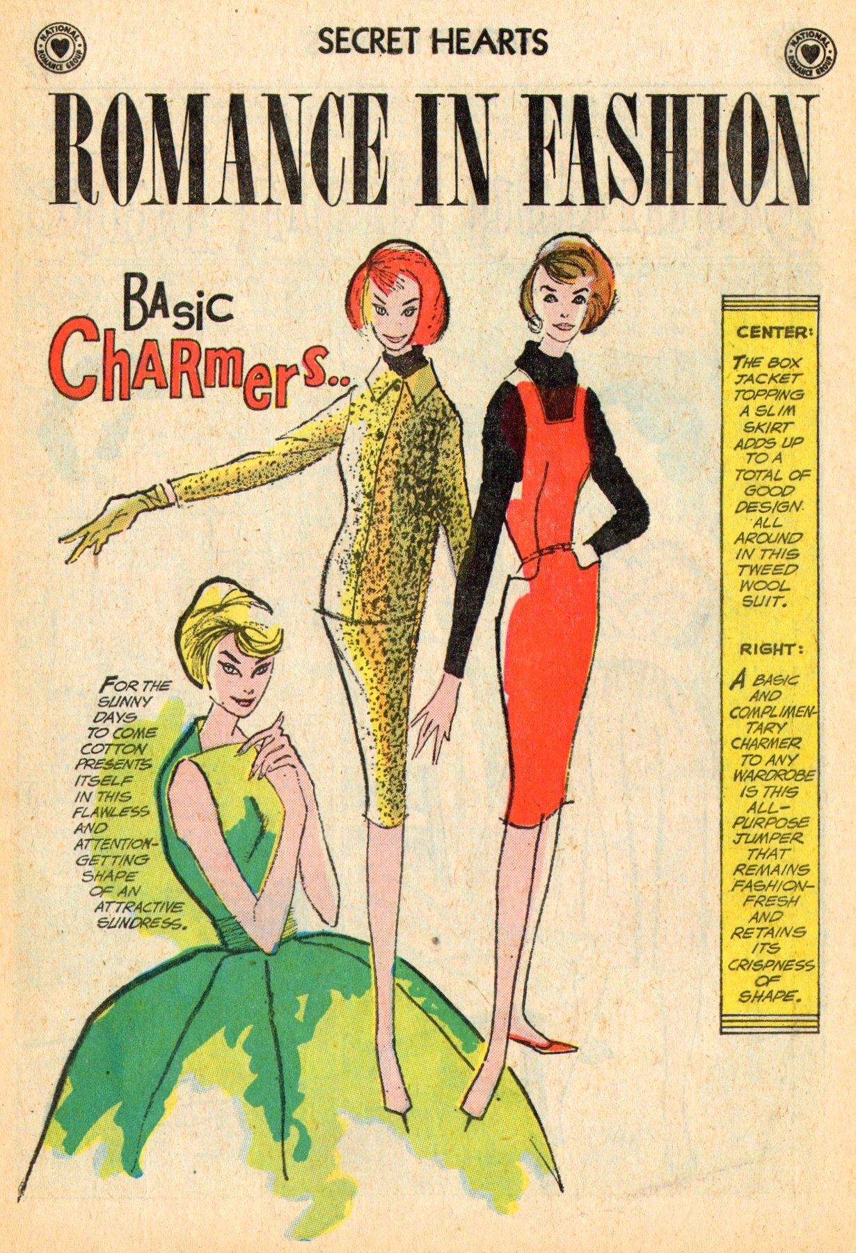 Read online Secret Hearts comic -  Issue #70 - 19