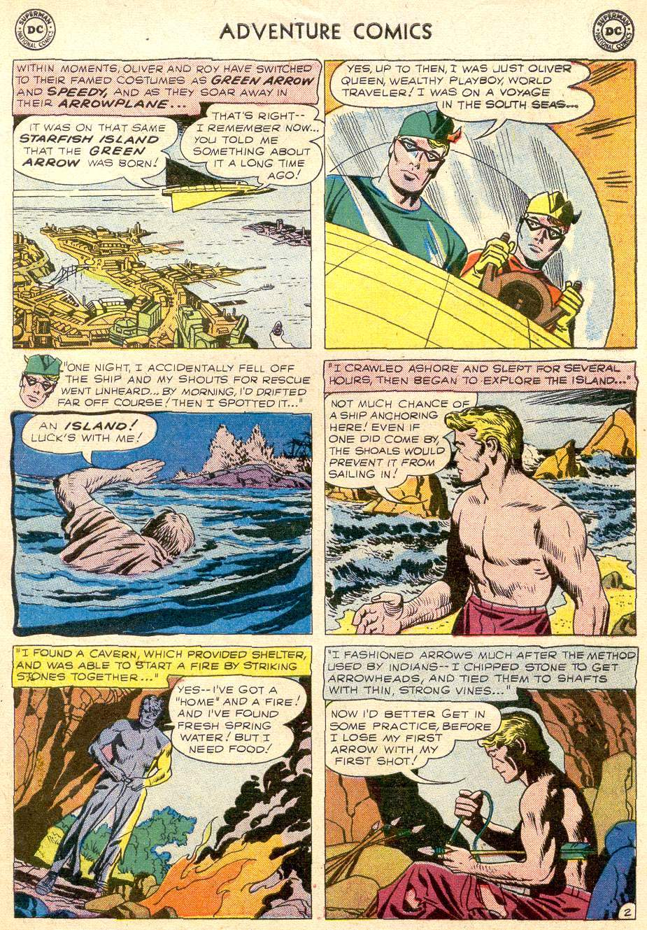 Read online Adventure Comics (1938) comic -  Issue #256 - 27