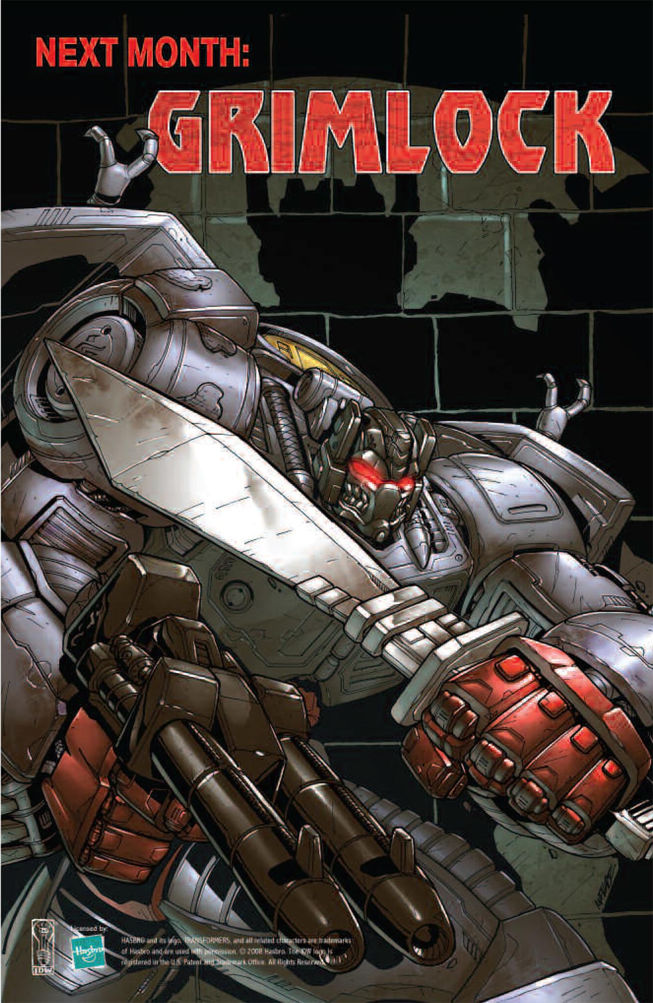 Read online Transformers: Spotlight - Arcee comic -  Issue # Full - 27