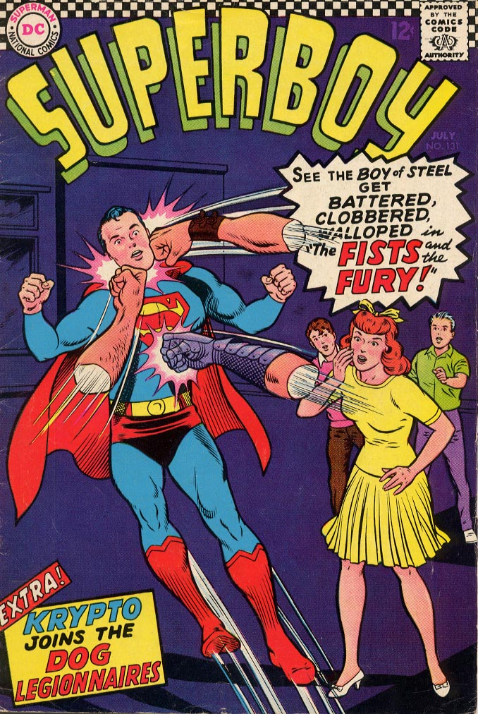 Superboy (1949) issue 131 - Page 1