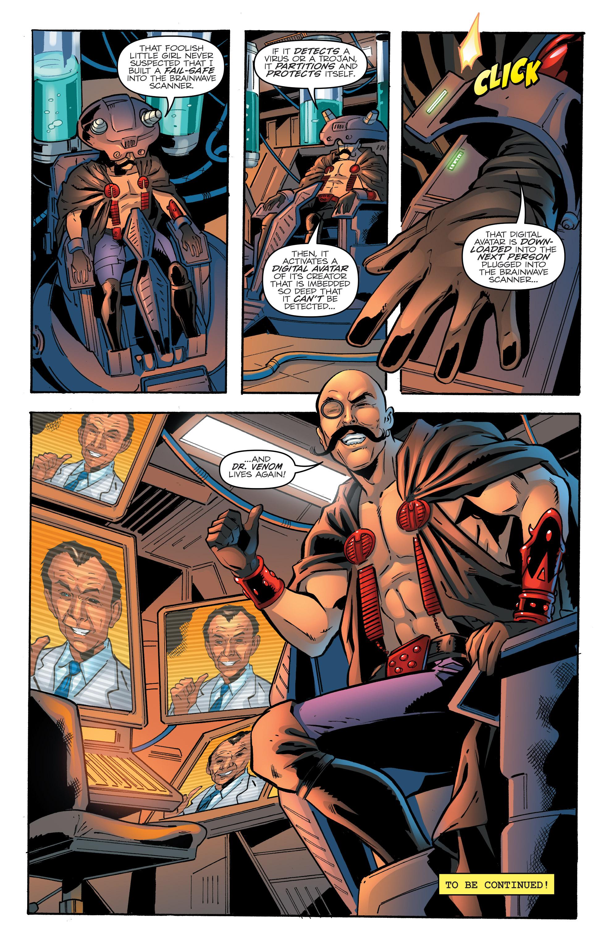 Read online G.I. Joe: A Real American Hero comic -  Issue #240 - 22