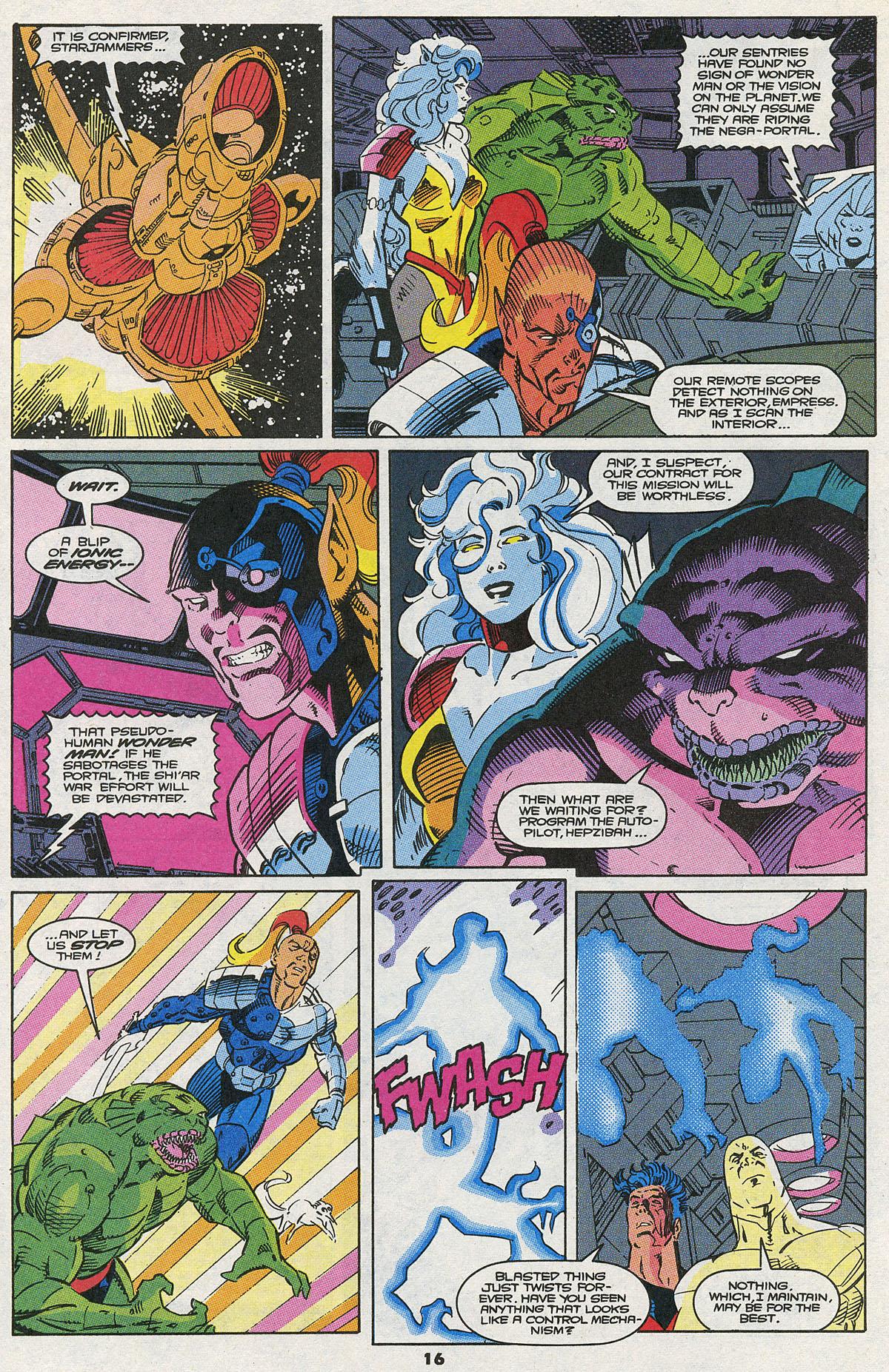 Read online Wonder Man (1991) comic -  Issue #8 - 11