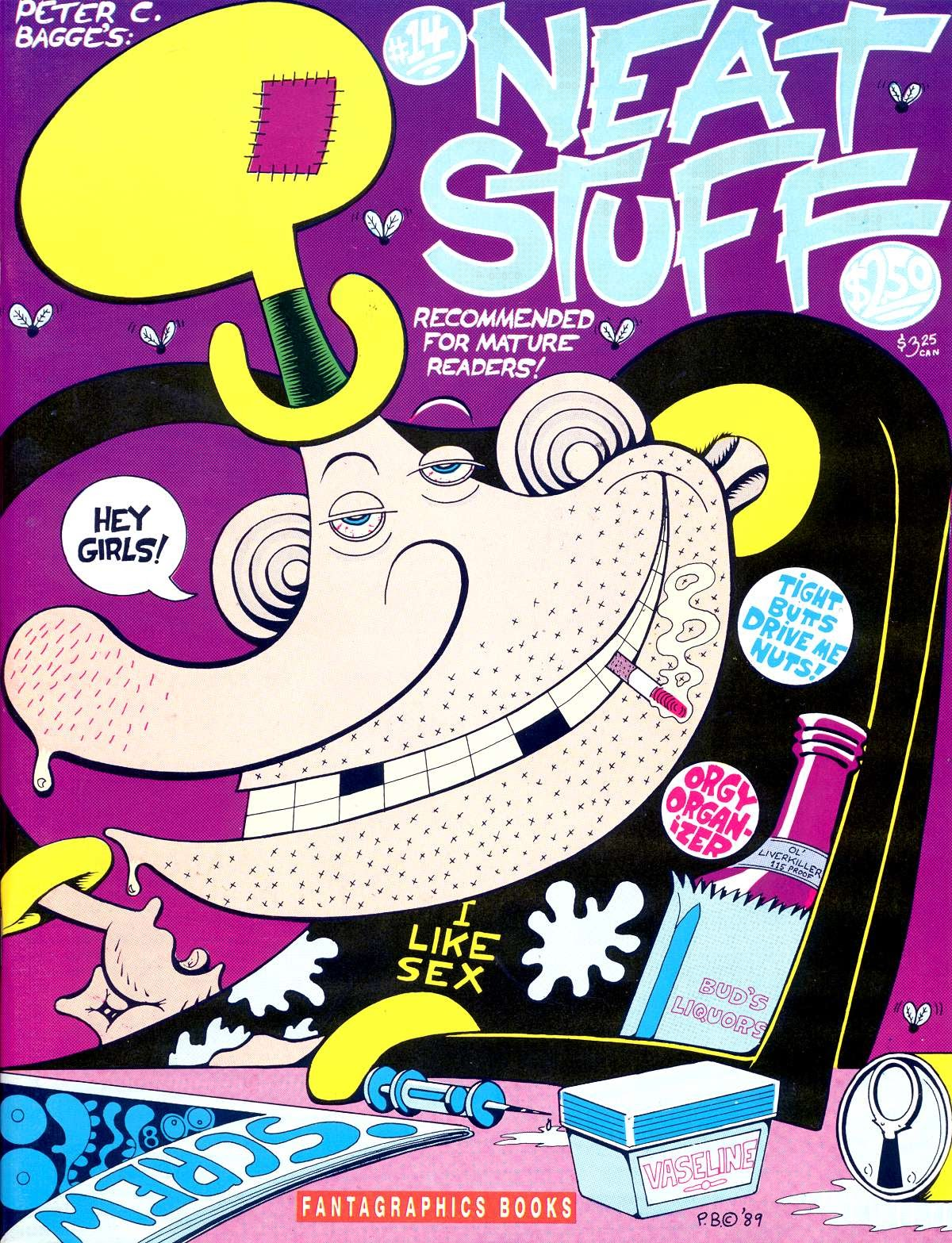 Read online Neat Stuff comic -  Issue #14 - 1