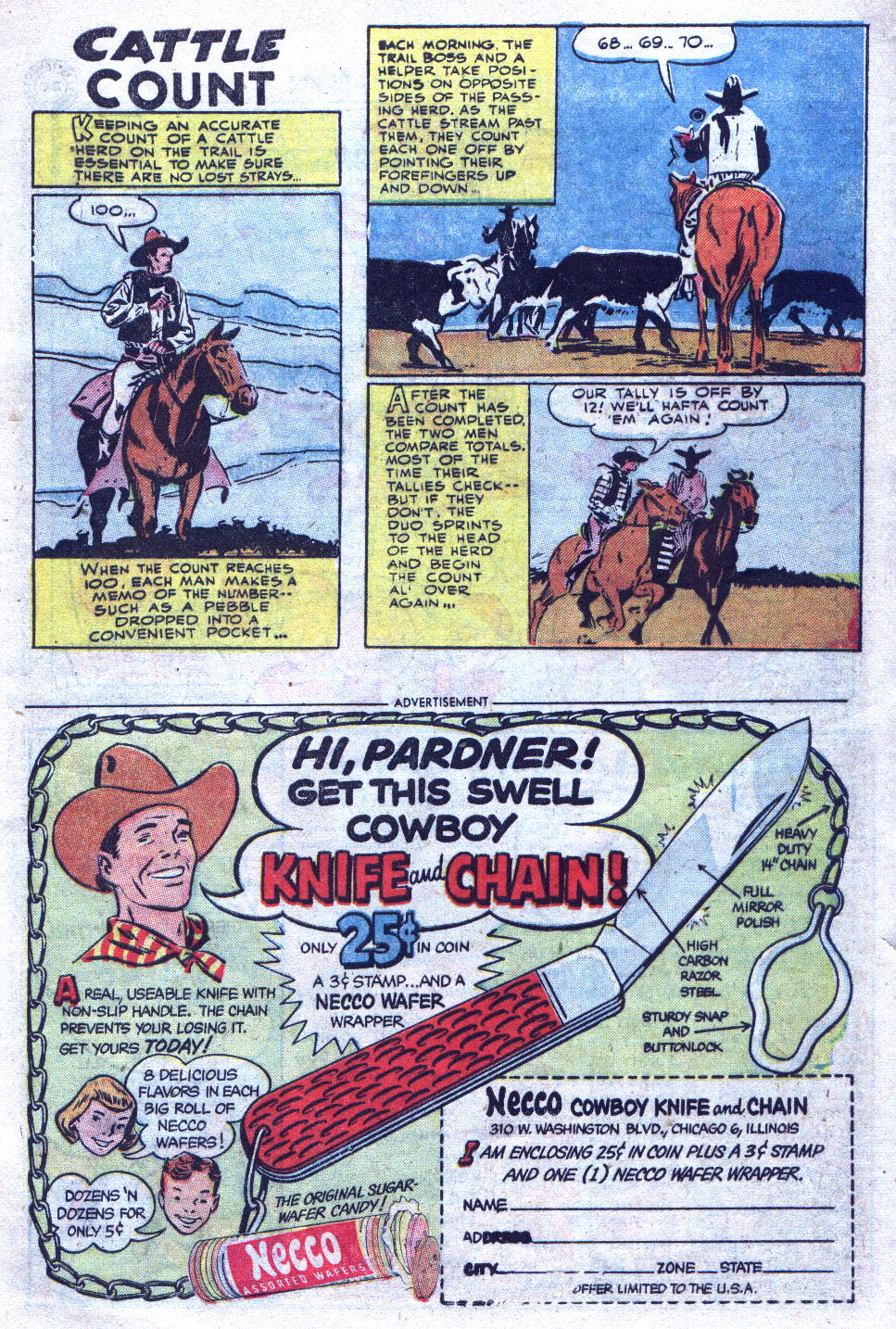 Read online All-Star Western (1951) comic -  Issue #69 - 9