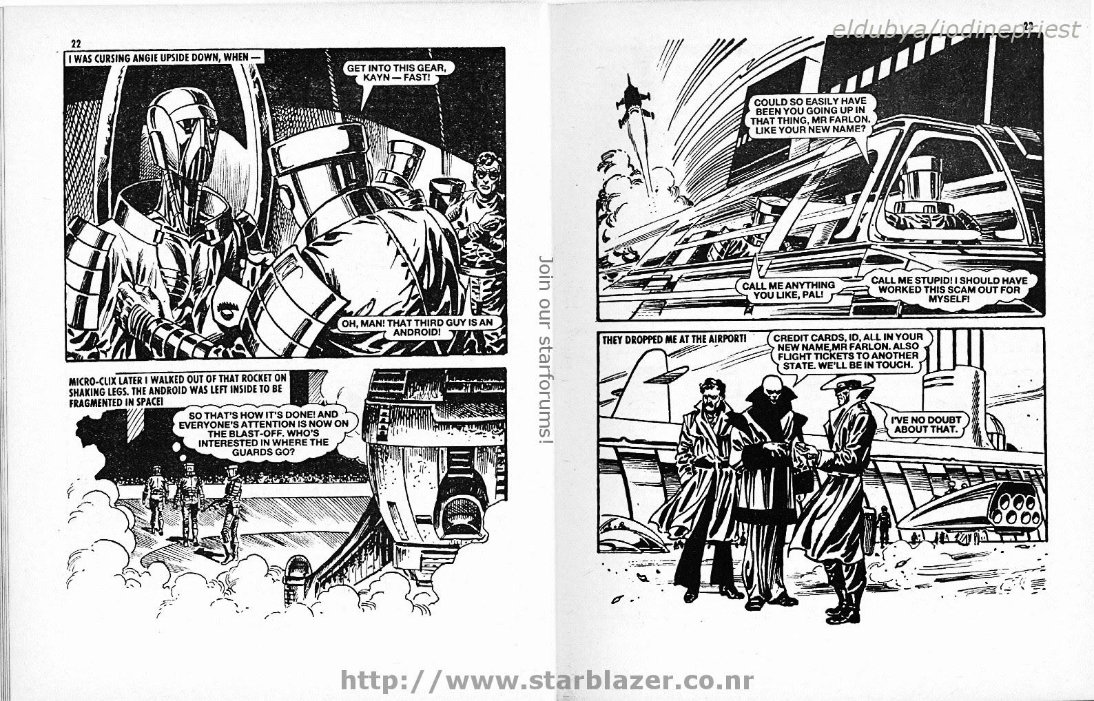 Starblazer issue 207 - Page 13