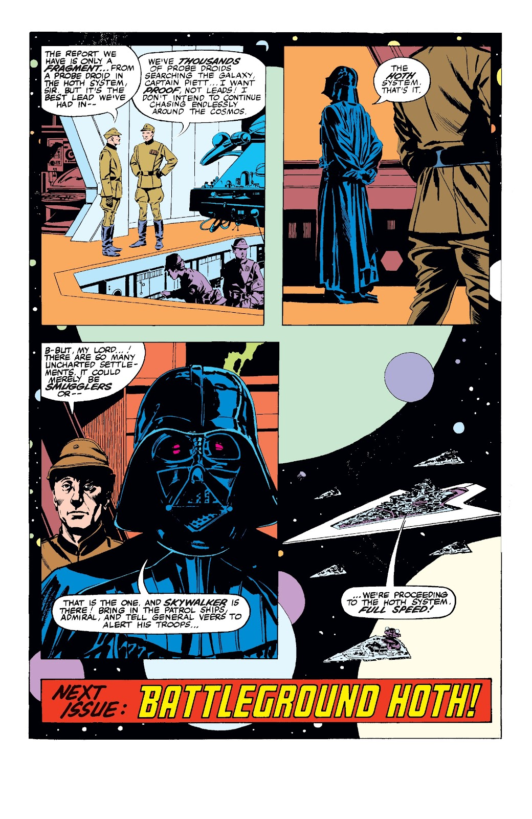Read online Star Wars Legends: The Original Marvel Years - Epic Collection comic -  Issue # TPB 3 (Part 1) - 23