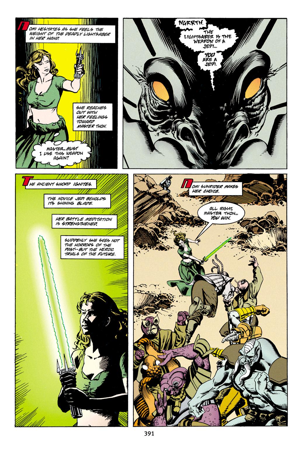 Read online Star Wars Omnibus comic -  Issue # Vol. 4 - 379