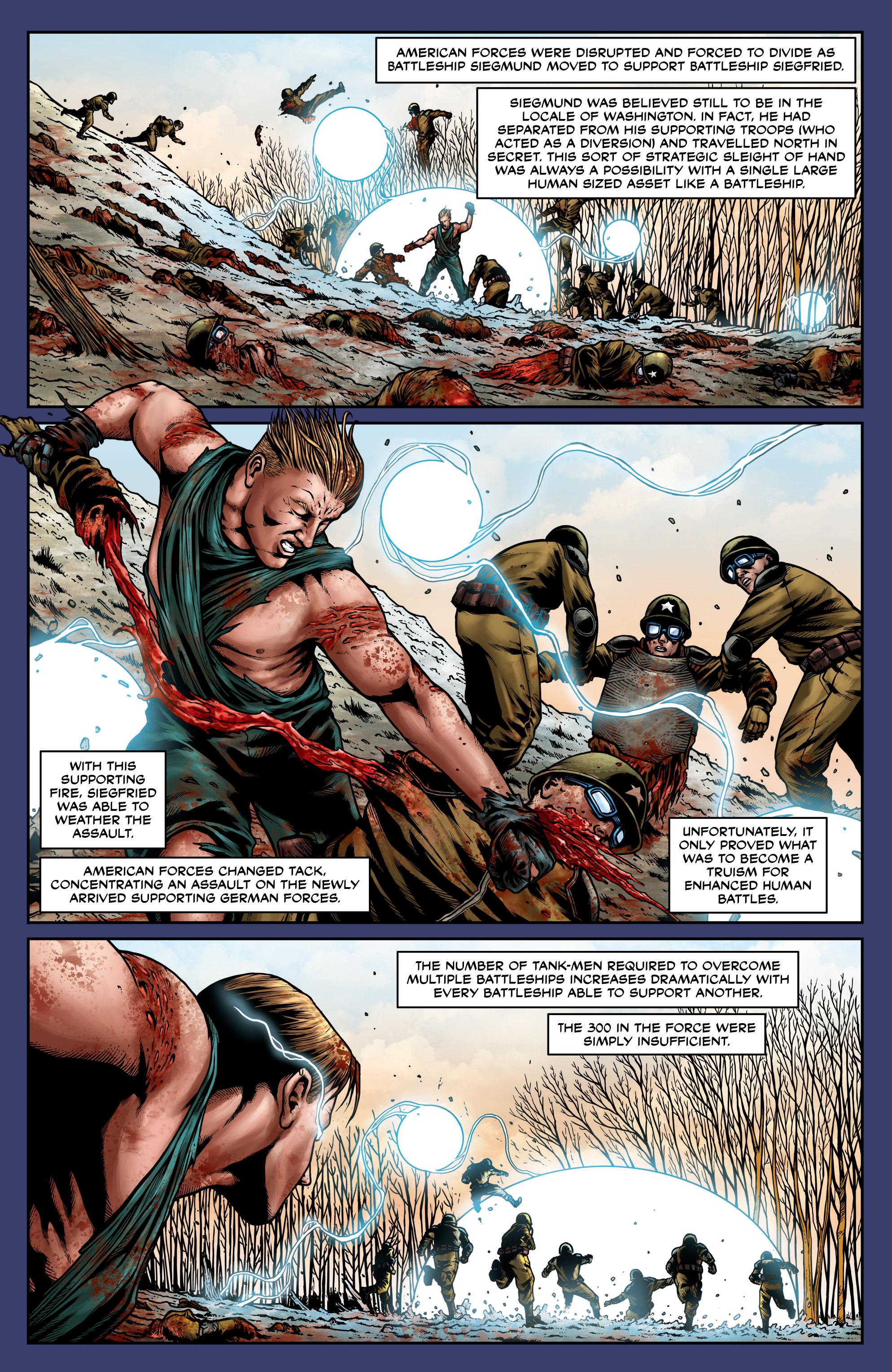 Read online Uber: Invasion comic -  Issue #3 - 15