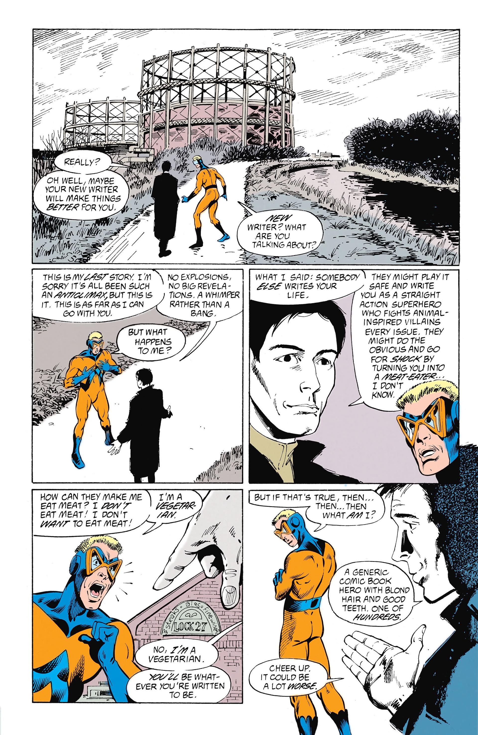 Read online Animal Man (1988) comic -  Issue #26 - 13