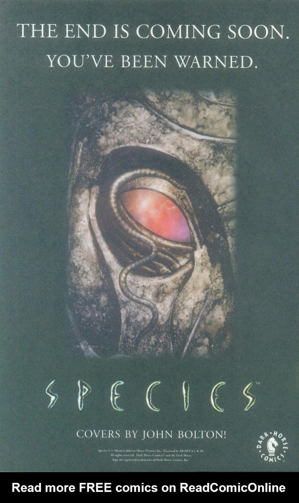 Godzilla (1995) Issue #2 #3 - English 33
