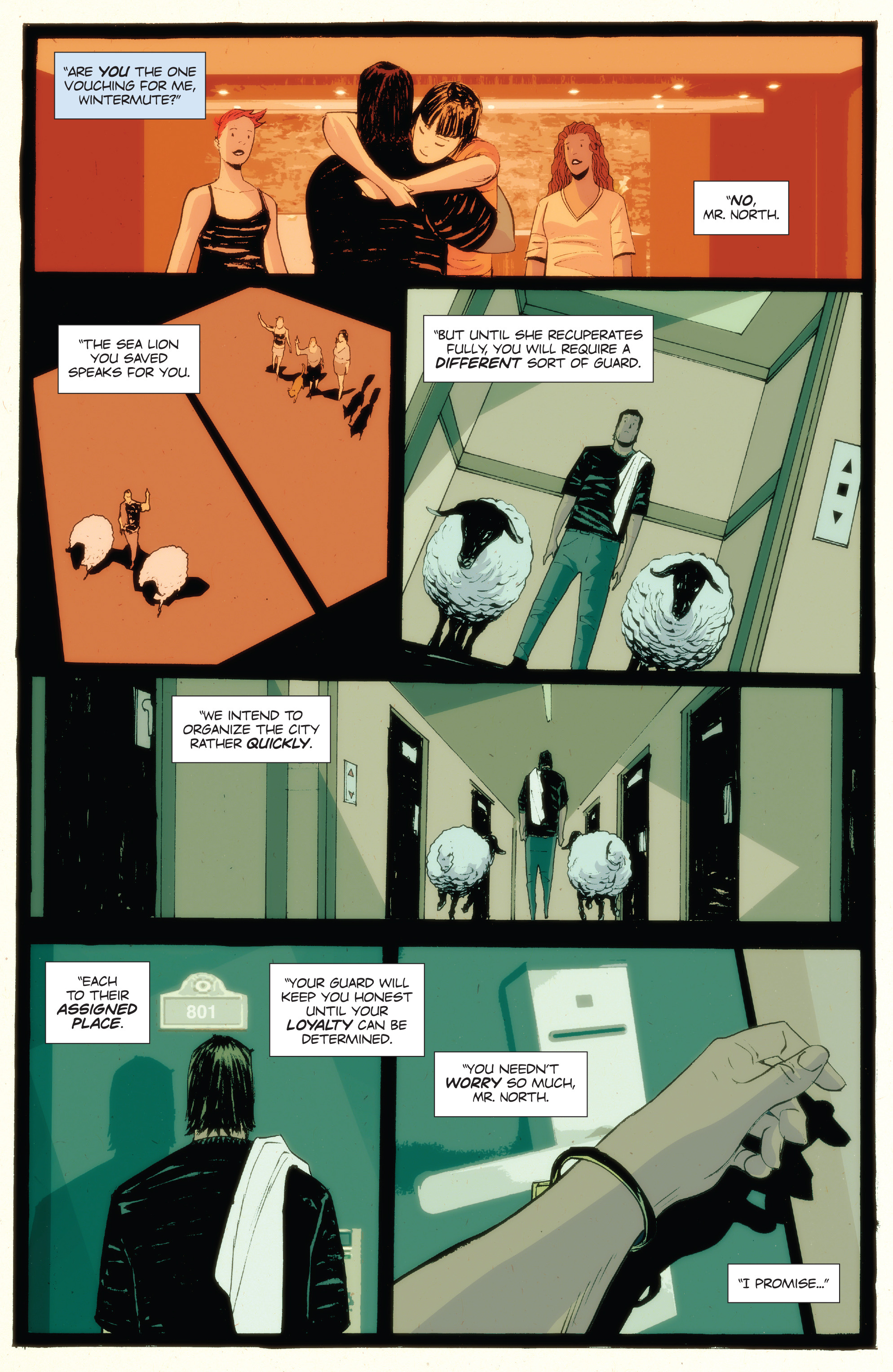 Read online Animosity: The Rise comic -  Issue #Animosity: The Rise Full - 16