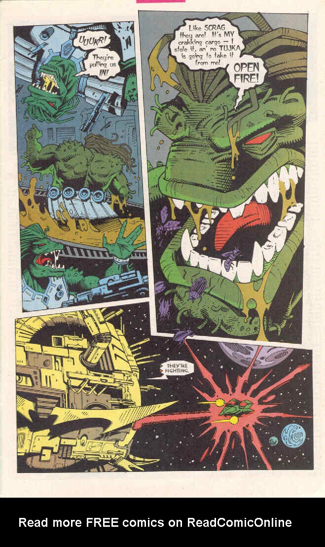 Read online Transformers: Generation 2 comic -  Issue #3 - 22