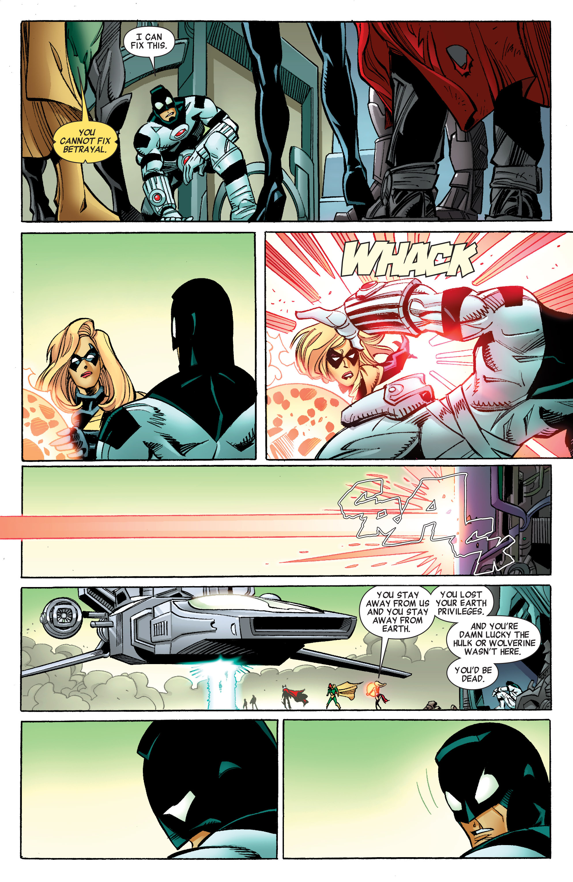 Read online Avengers (2010) comic -  Issue #27 - 18