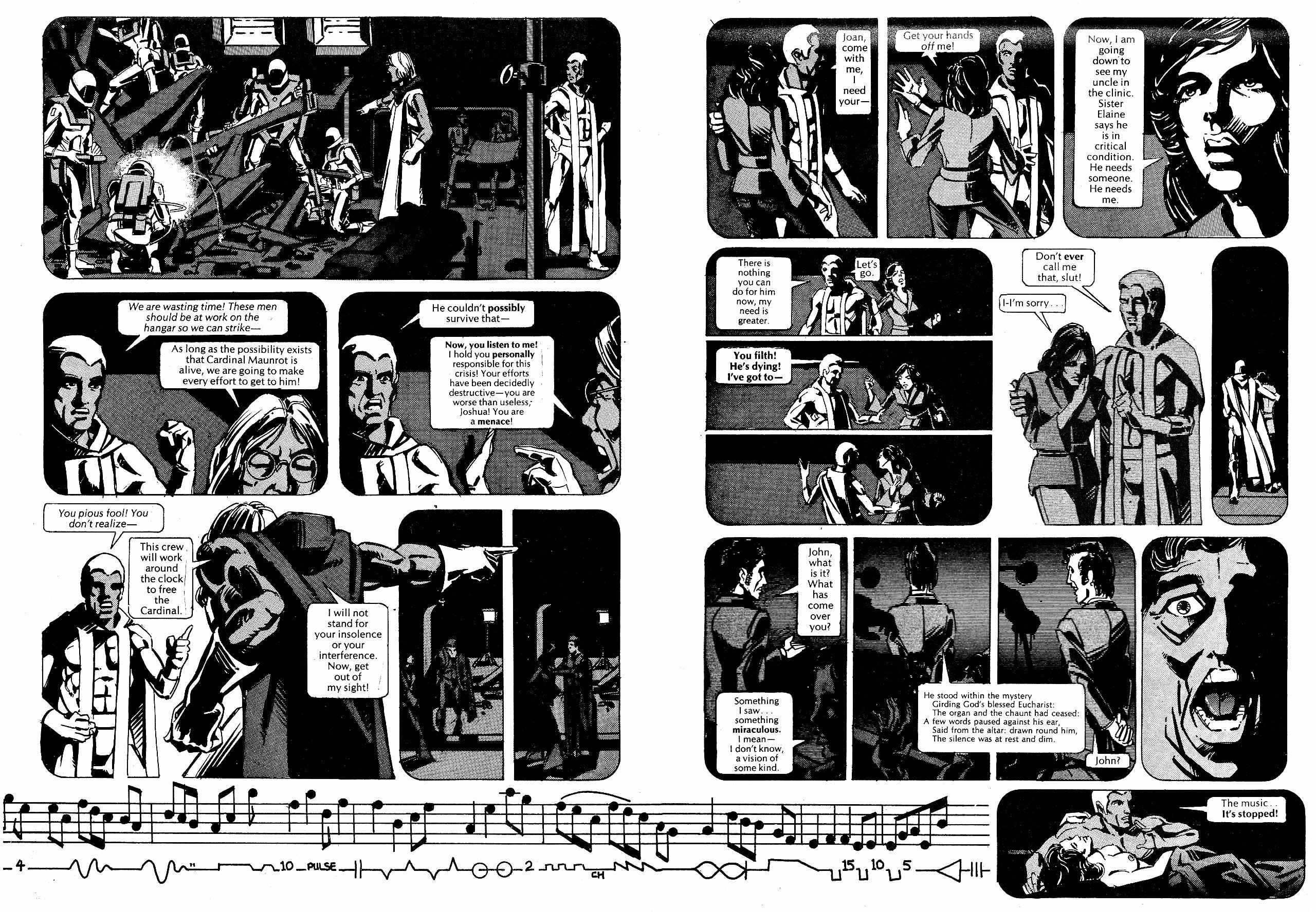 Read online Star*Reach comic -  Issue #11 - 11