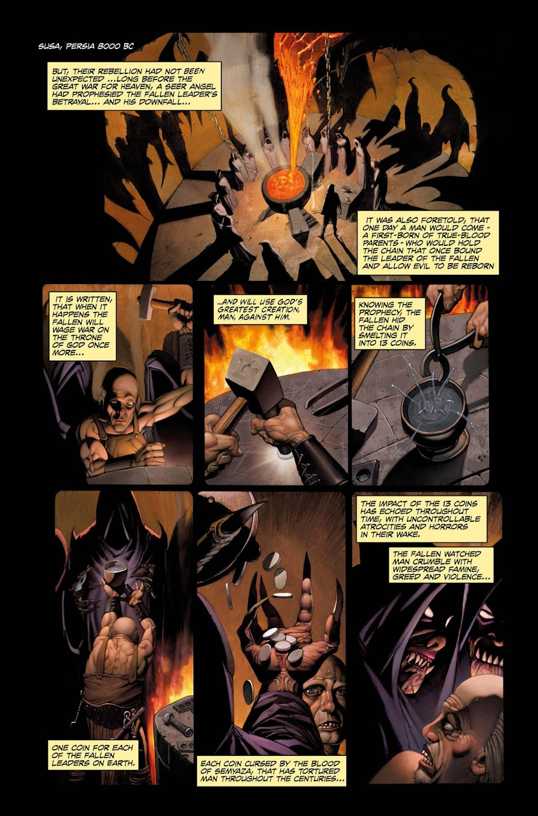 13 Coins issue TPB - Page 9