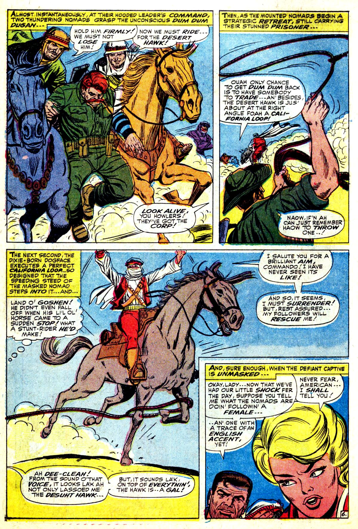 Read online Sgt. Fury comic -  Issue #37 - 10