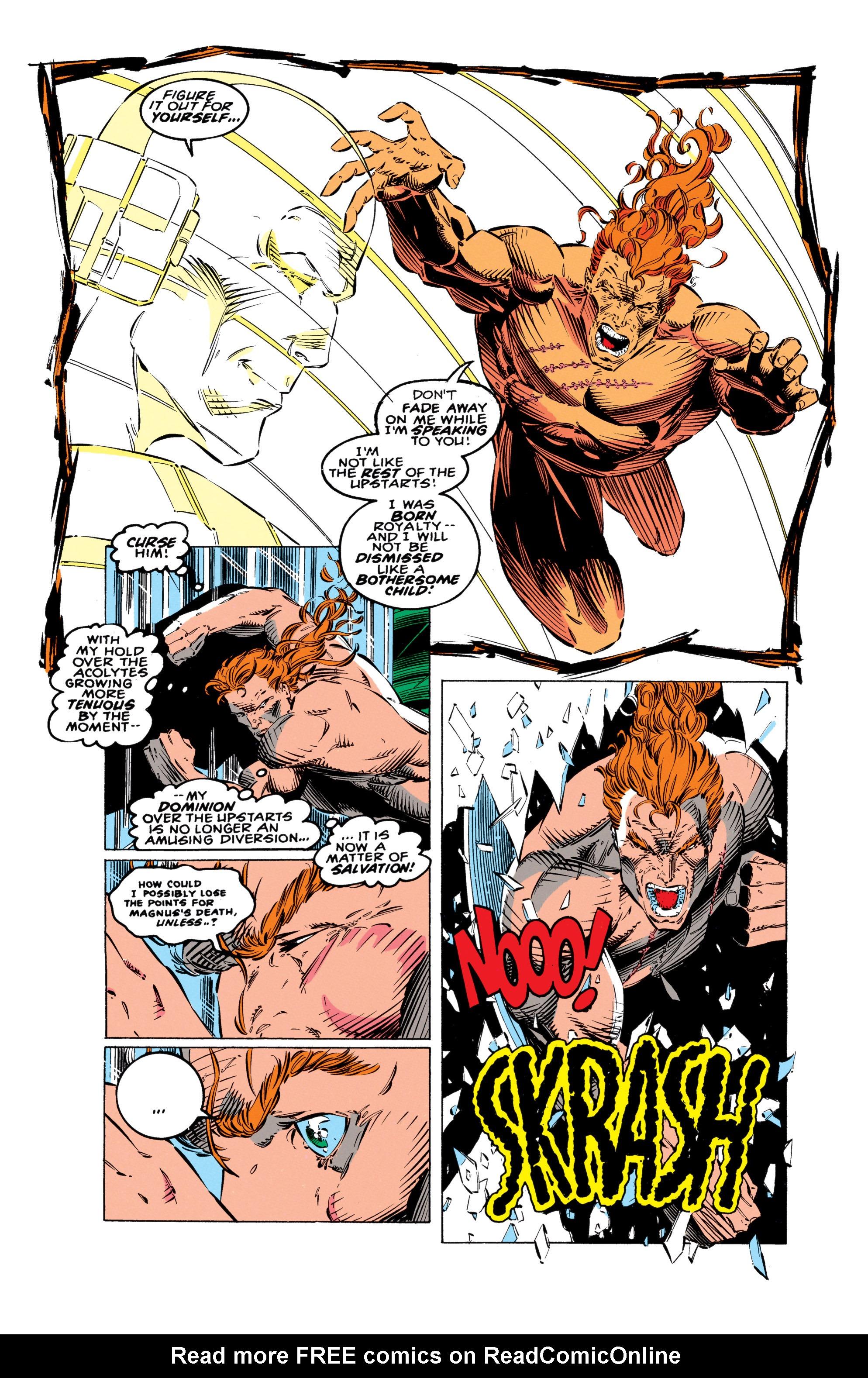 Read online Uncanny X-Men (1963) comic -  Issue #300 - 48