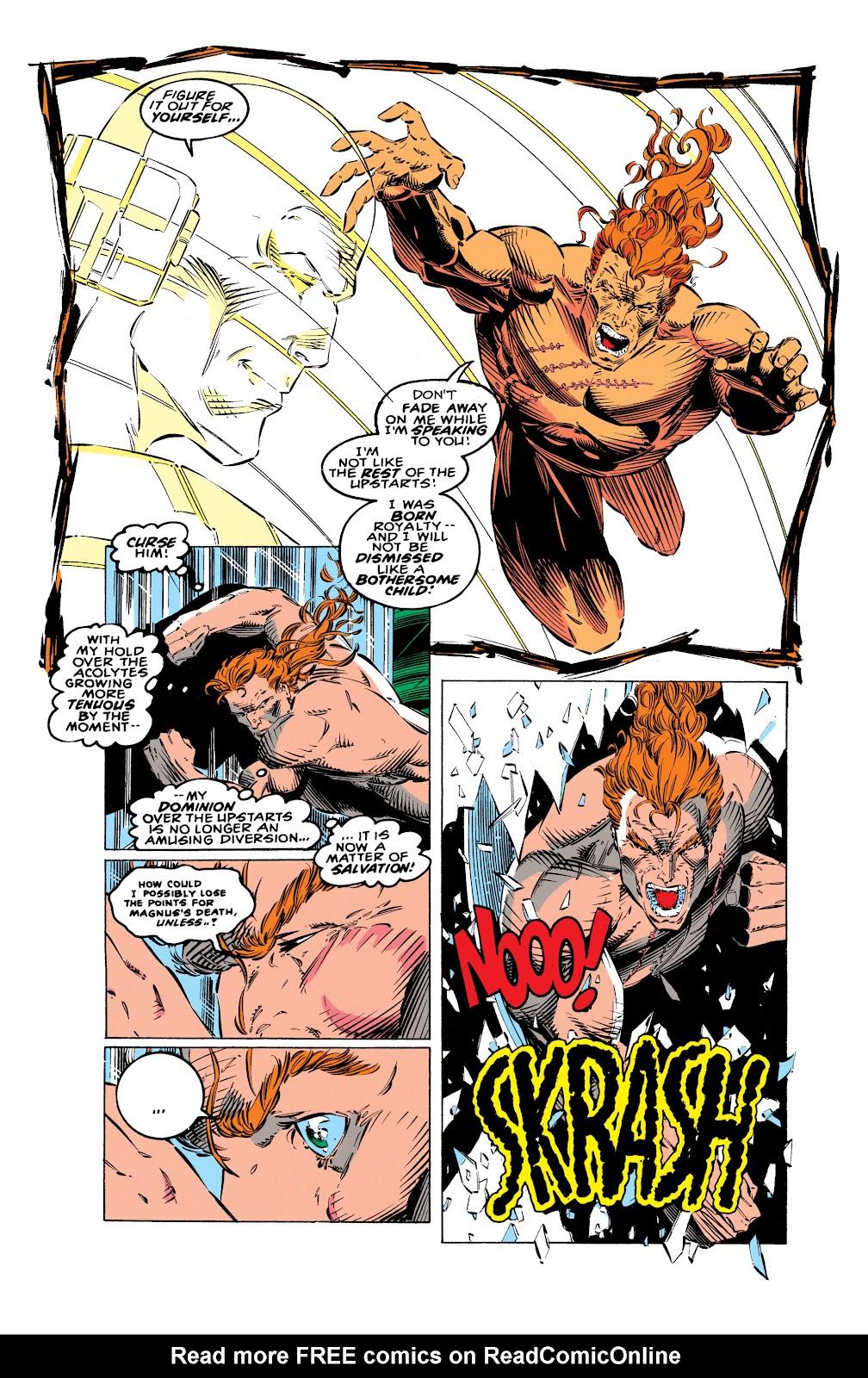 Uncanny X-Men (1963) issue 300 - Page 48
