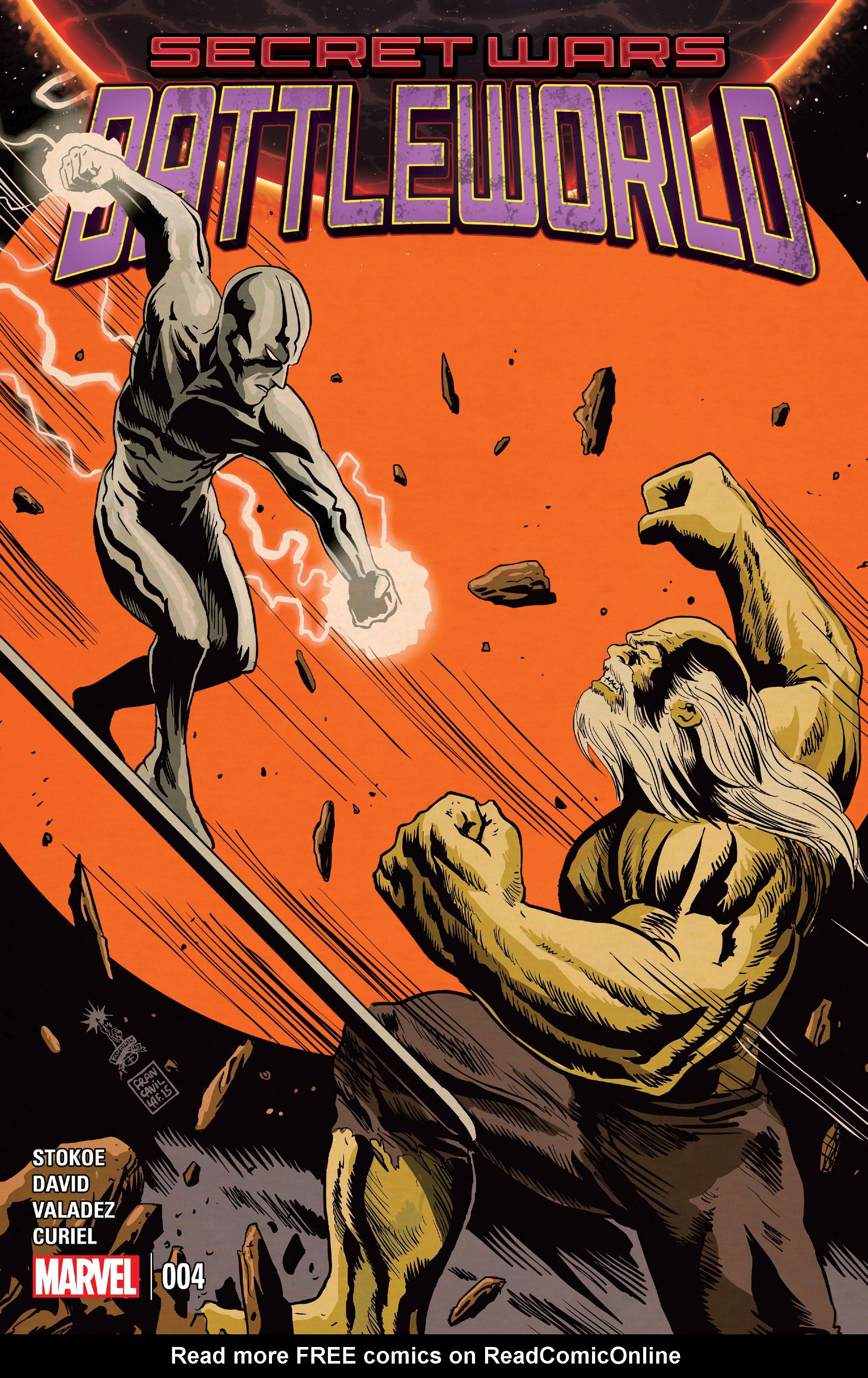 Read online Secret Wars Journal/Battleworld comic -  Issue # TPB - 187