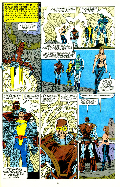 Read online Alpha Flight (1983) comic -  Issue #89 - 21