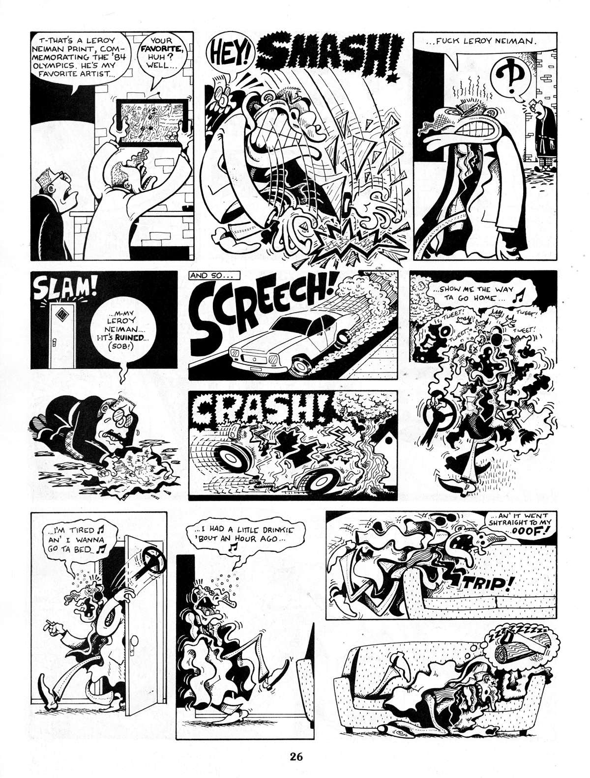 Read online Neat Stuff comic -  Issue #7 - 28