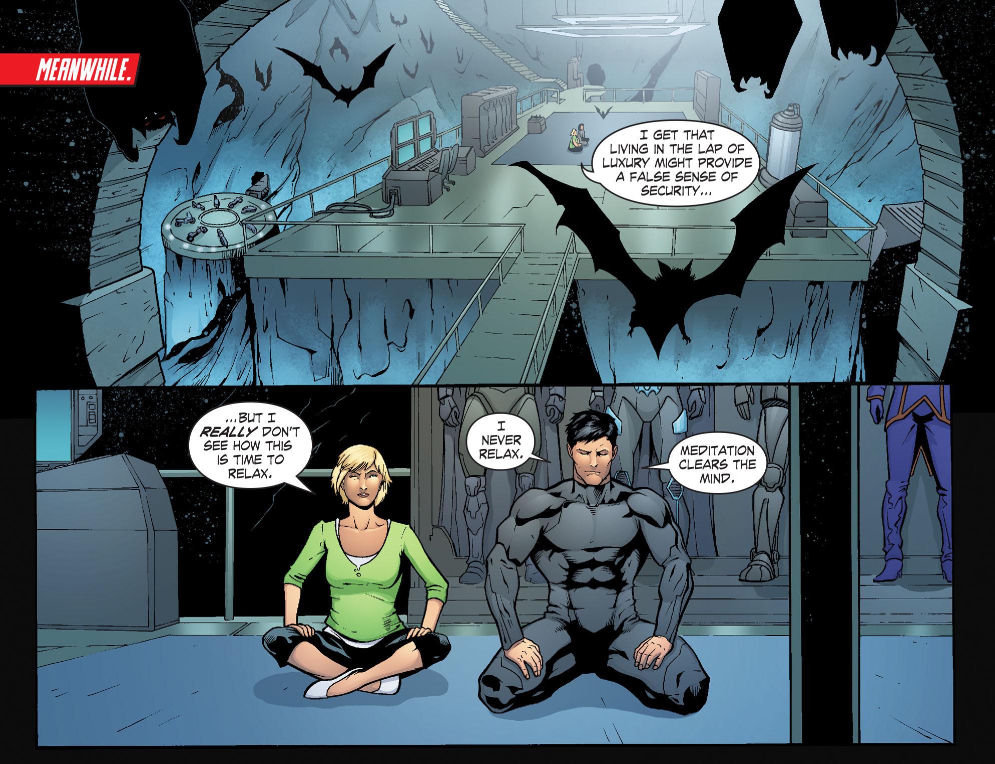 Read online Smallville: Alien comic -  Issue #7 - 15