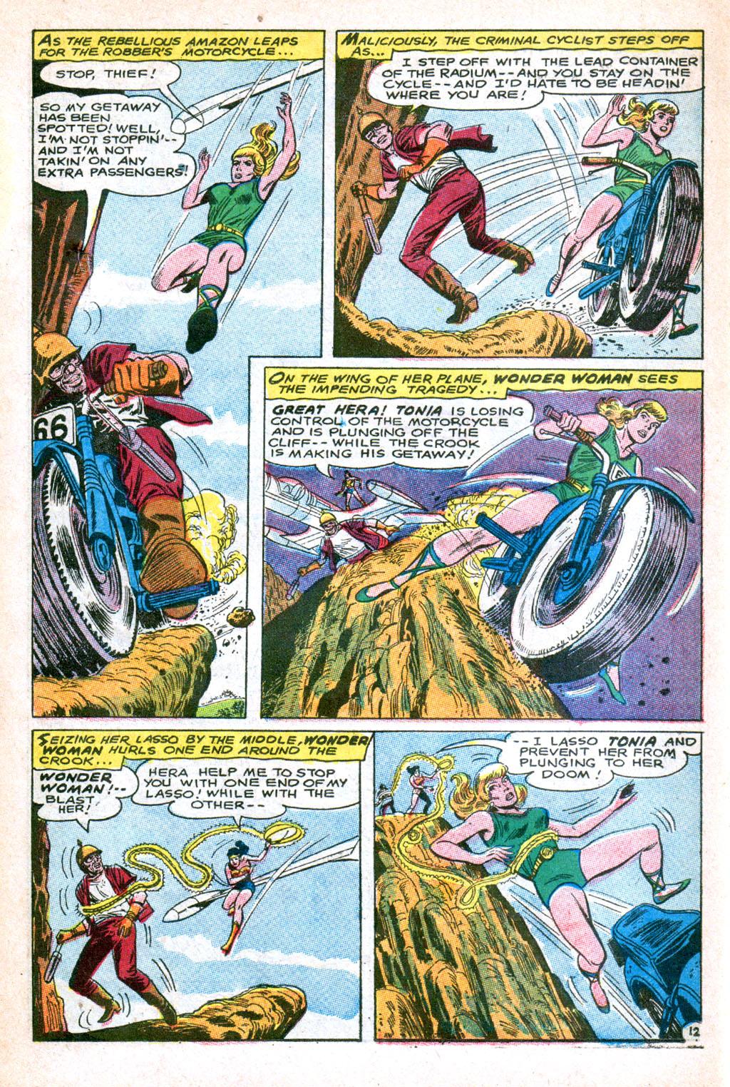 Read online Wonder Woman (1942) comic -  Issue #173 - 18