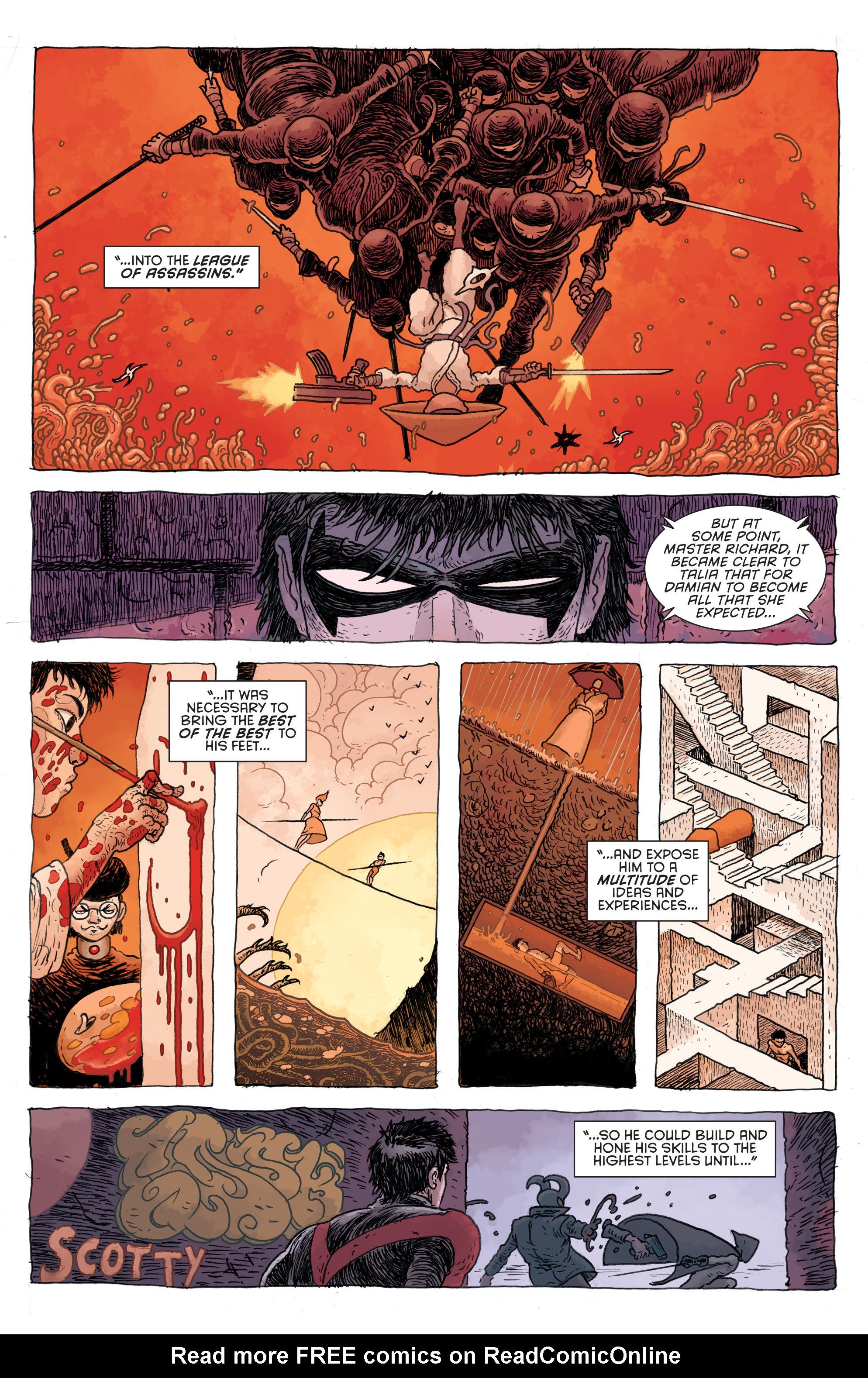 Read online Secret Origins (2014) comic -  Issue #4 - 32